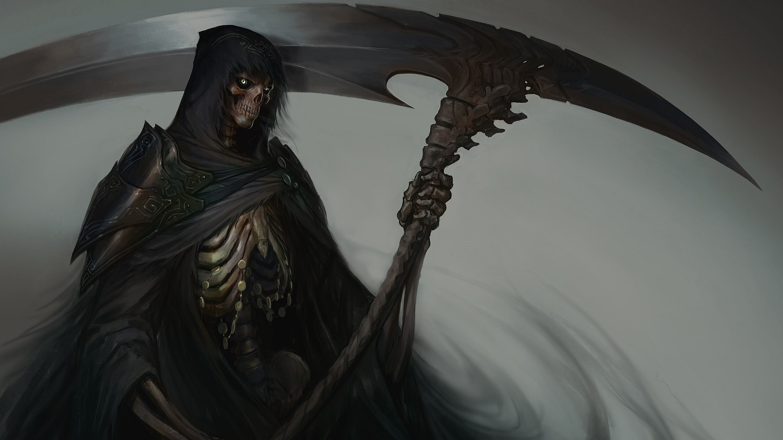Dark Grim Reaper Wallpaper ·① WallpaperTag