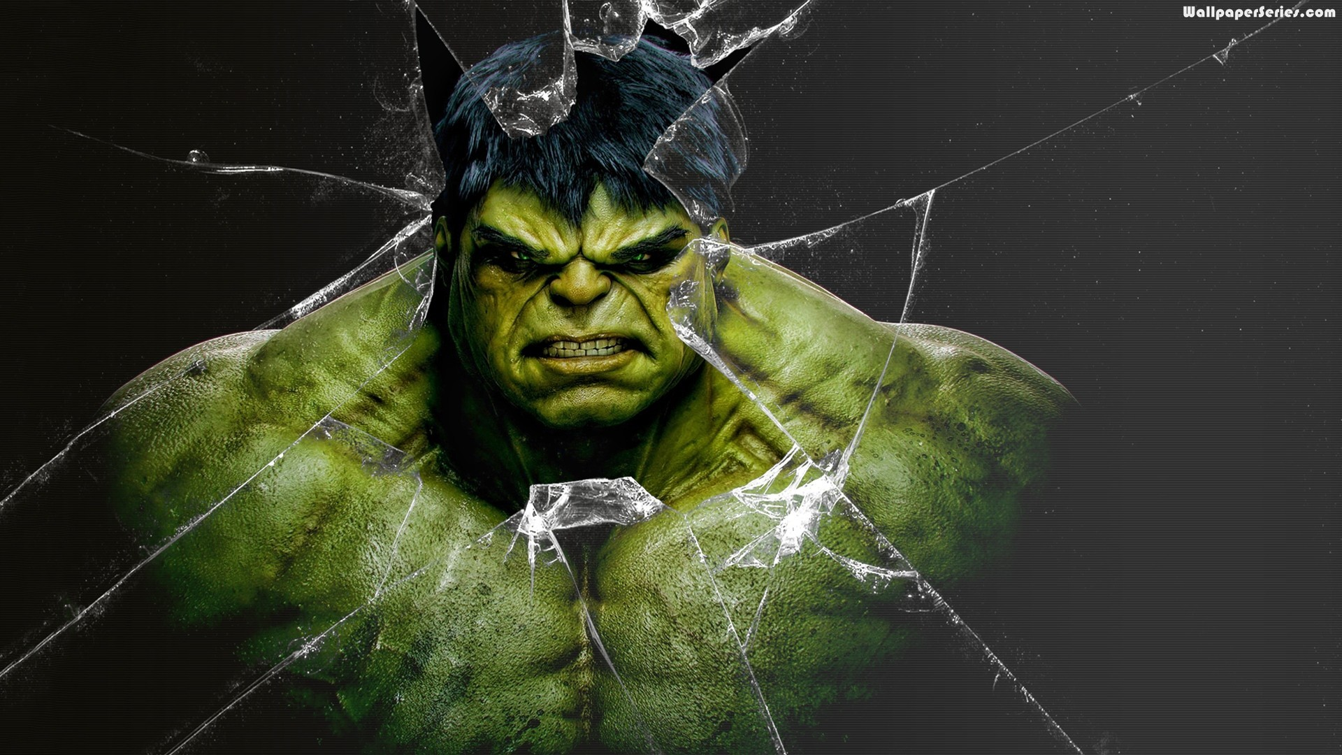 Hulk Wallpaper HD ·① WallpaperTag