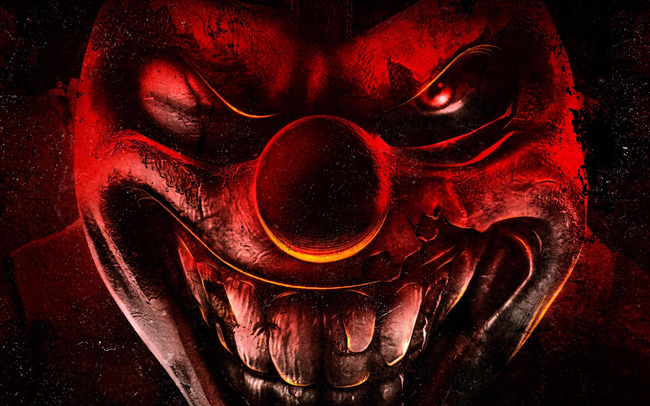 Evil Clown Wallpapers ·① WallpaperTag