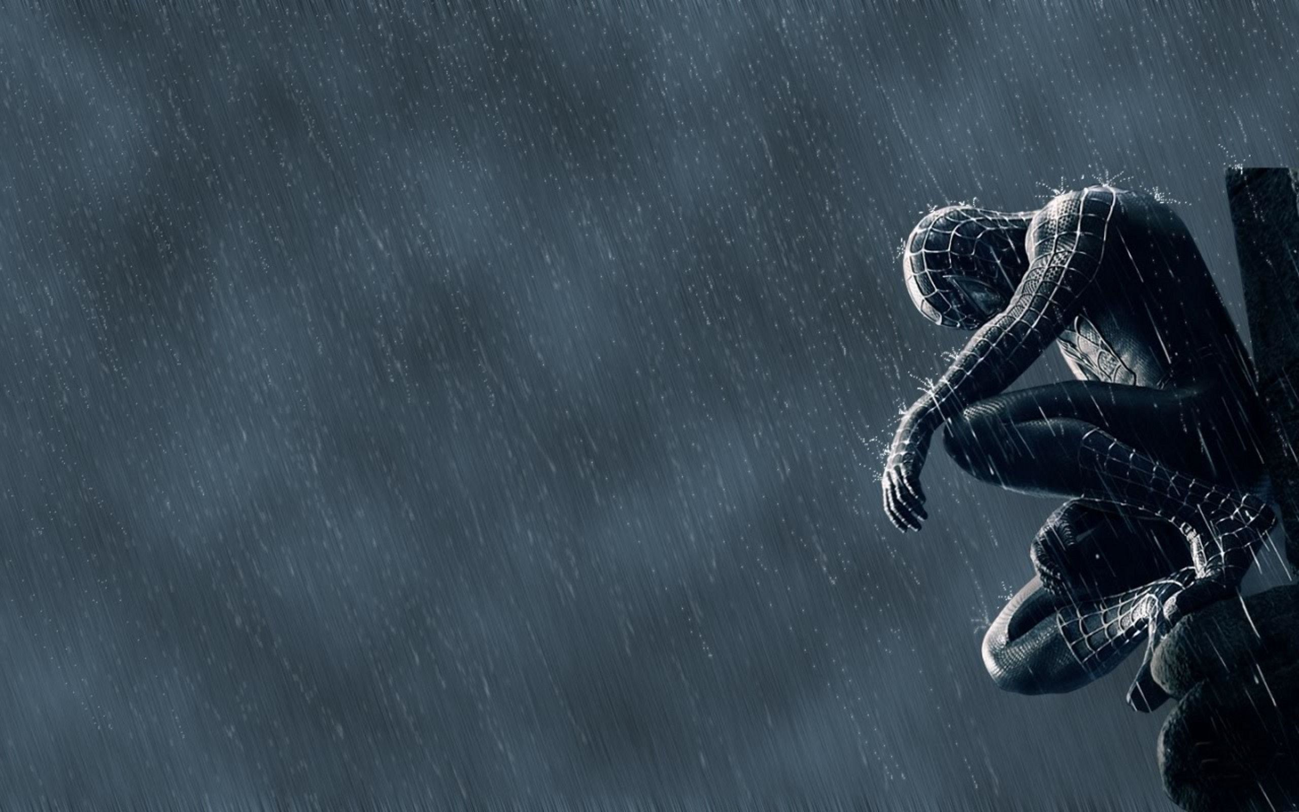 Spiderman 3 wallpaper wallpapertag - Black and white spiderman wallpaper ...