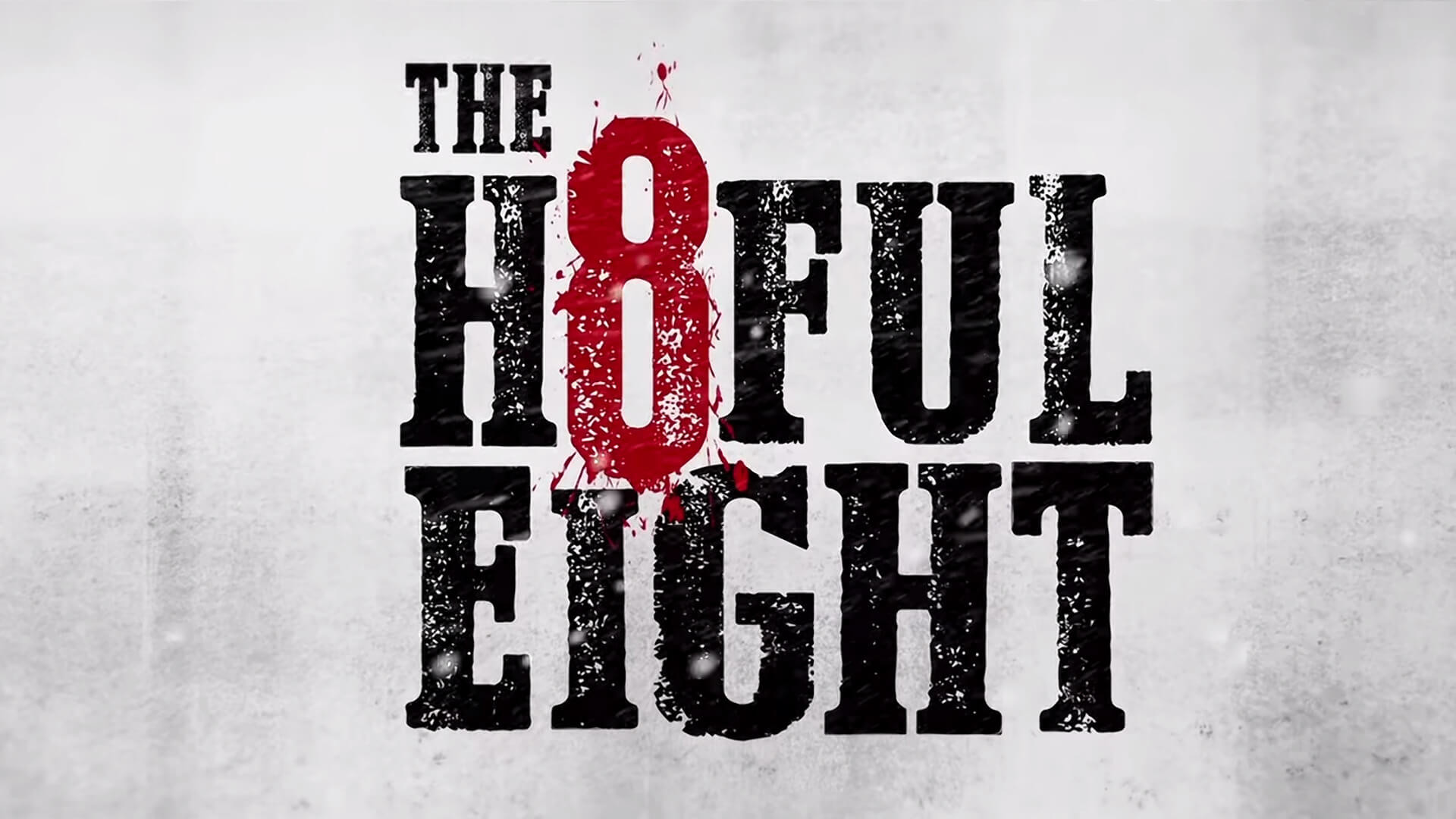 The Hateful Eight Wallpapers ·① WallpaperTag