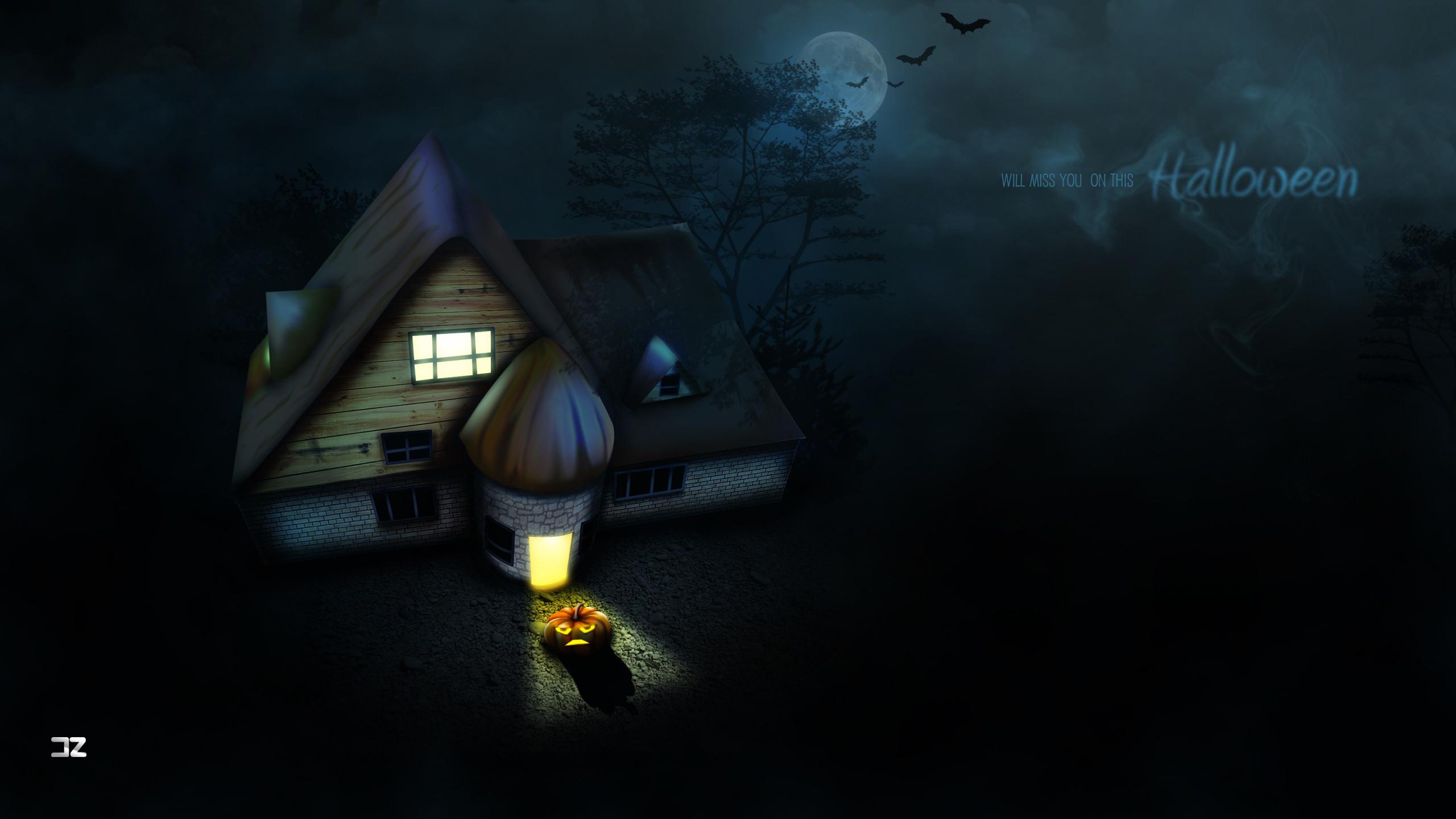 Haunted house  № 587664  скачать