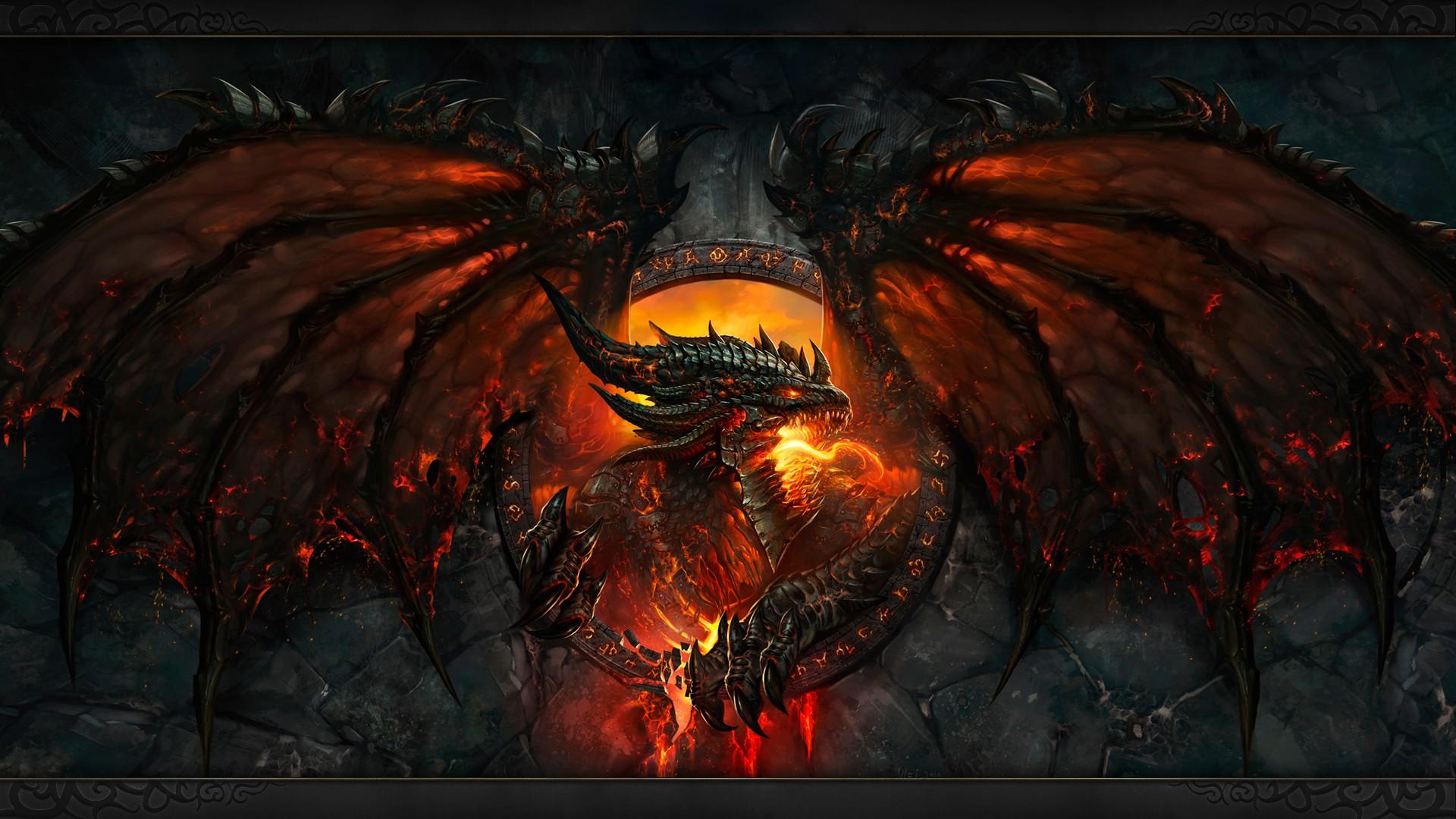 Fantasy Wallpapers 1920x1080: Dragon Wallpaper 1920x1080 ·① Download Free Cool