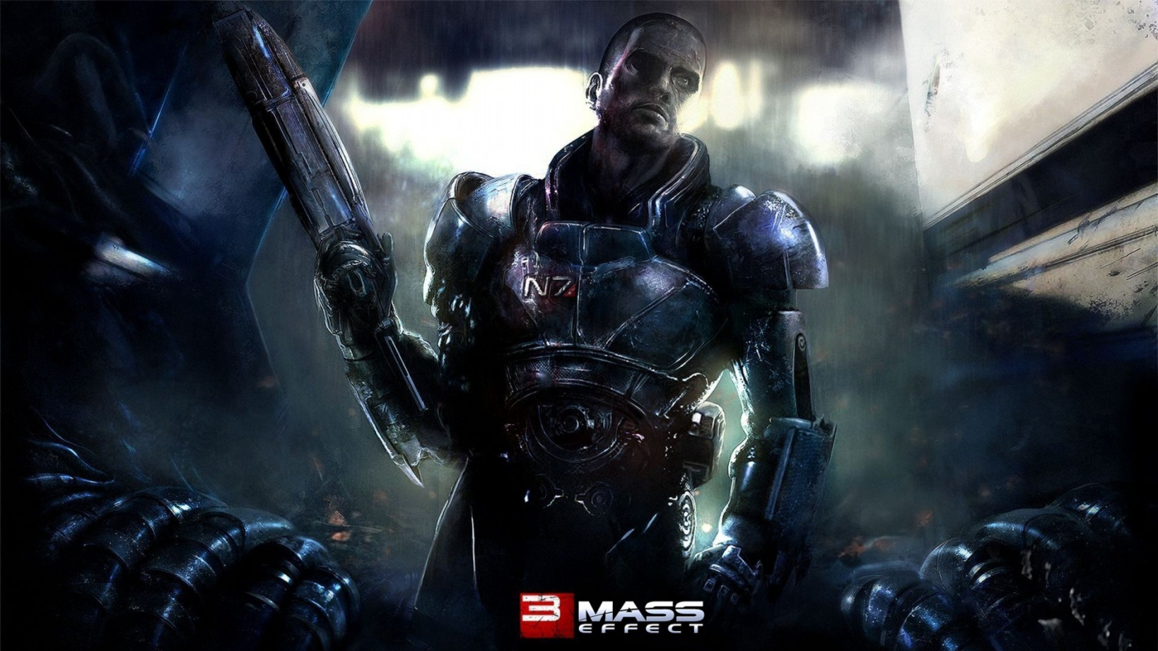 Mass Effect 3 Desktop Background Wallpapertag