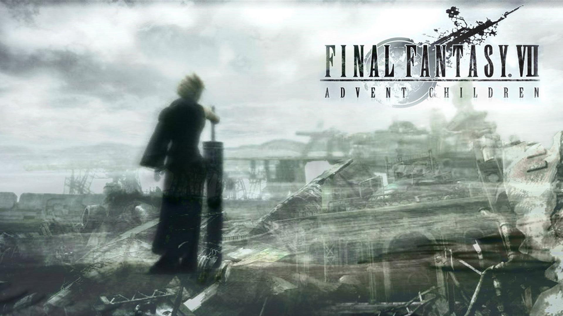 Final Fantasy 7 Advent Children Wallpaper Wallpapertag
