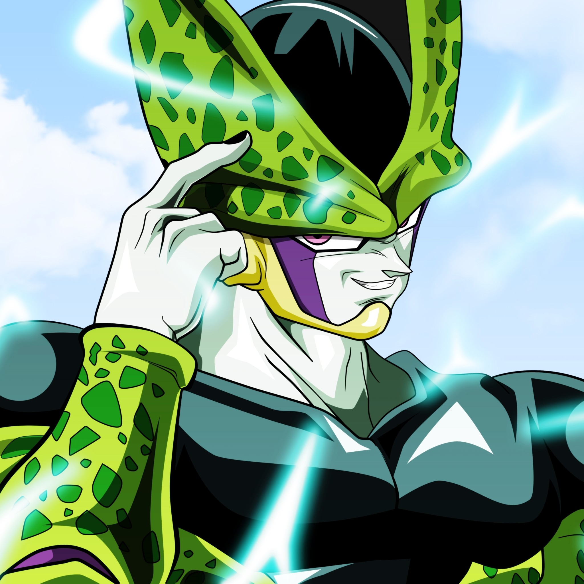 Cell dbz wallpapers wallpapertag - Dragon ball z baby cell ...