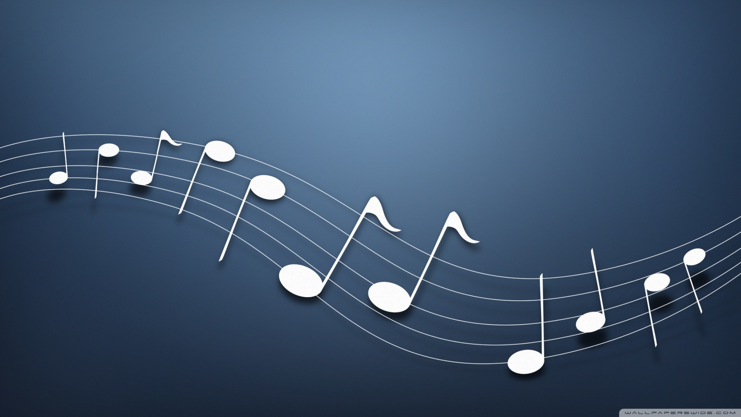 Music Note Wallpapers Wallpapertag