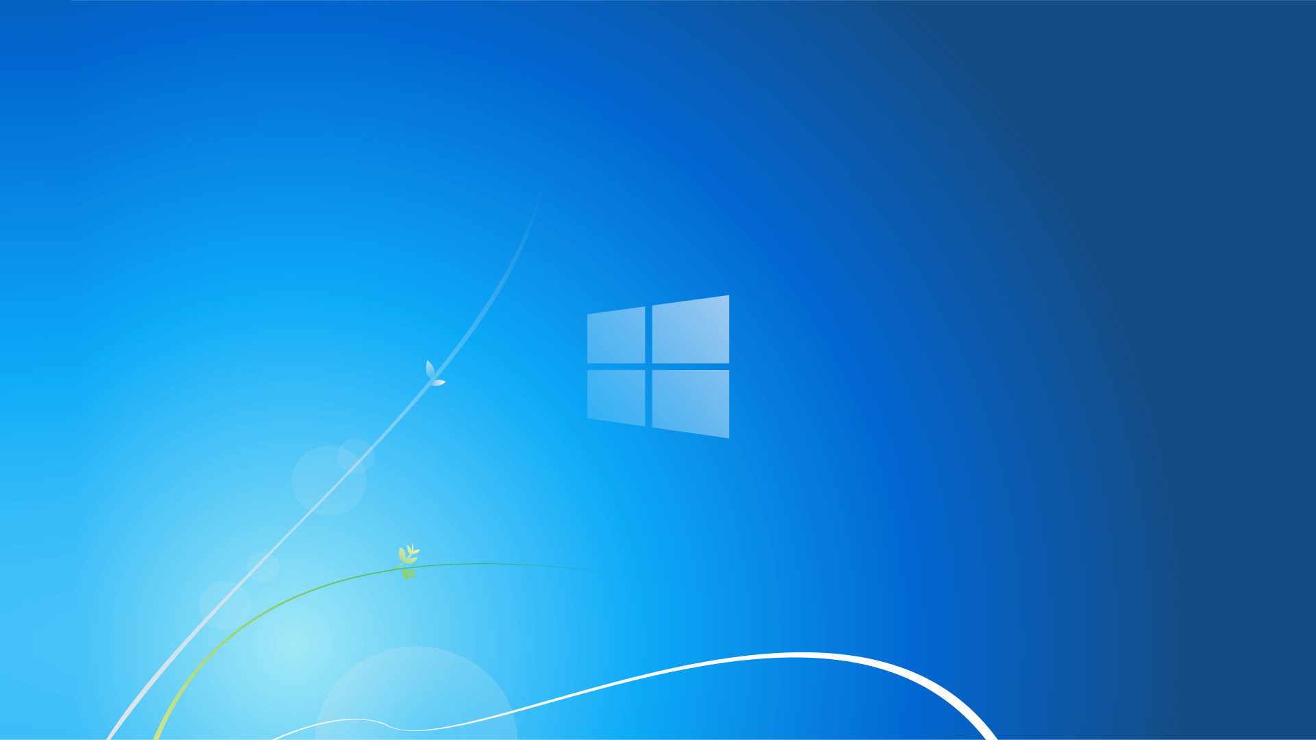 Windows 7 Official Wallpapers ①
