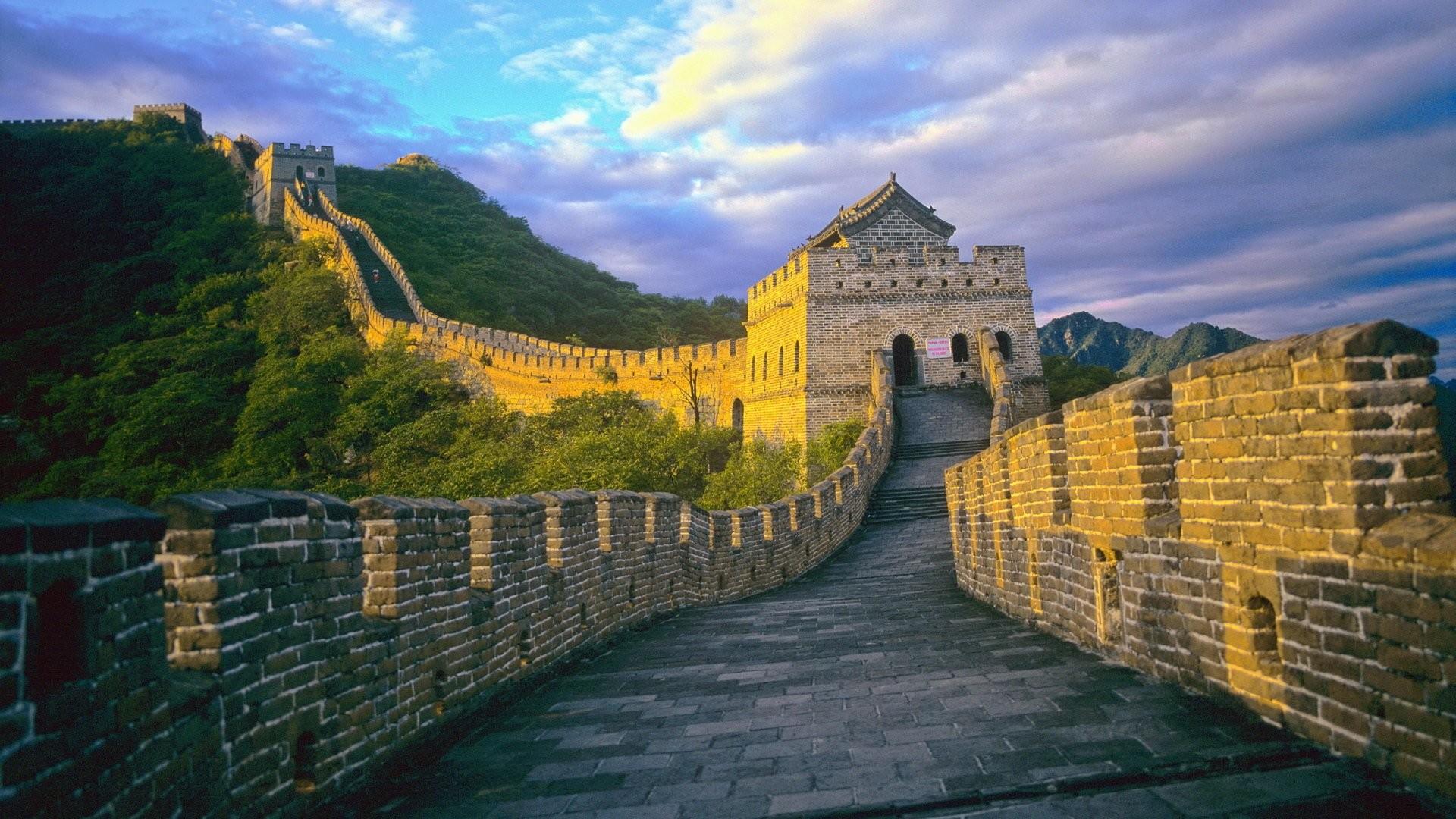 Great Wall Of China Wallpaper Wallpapertag