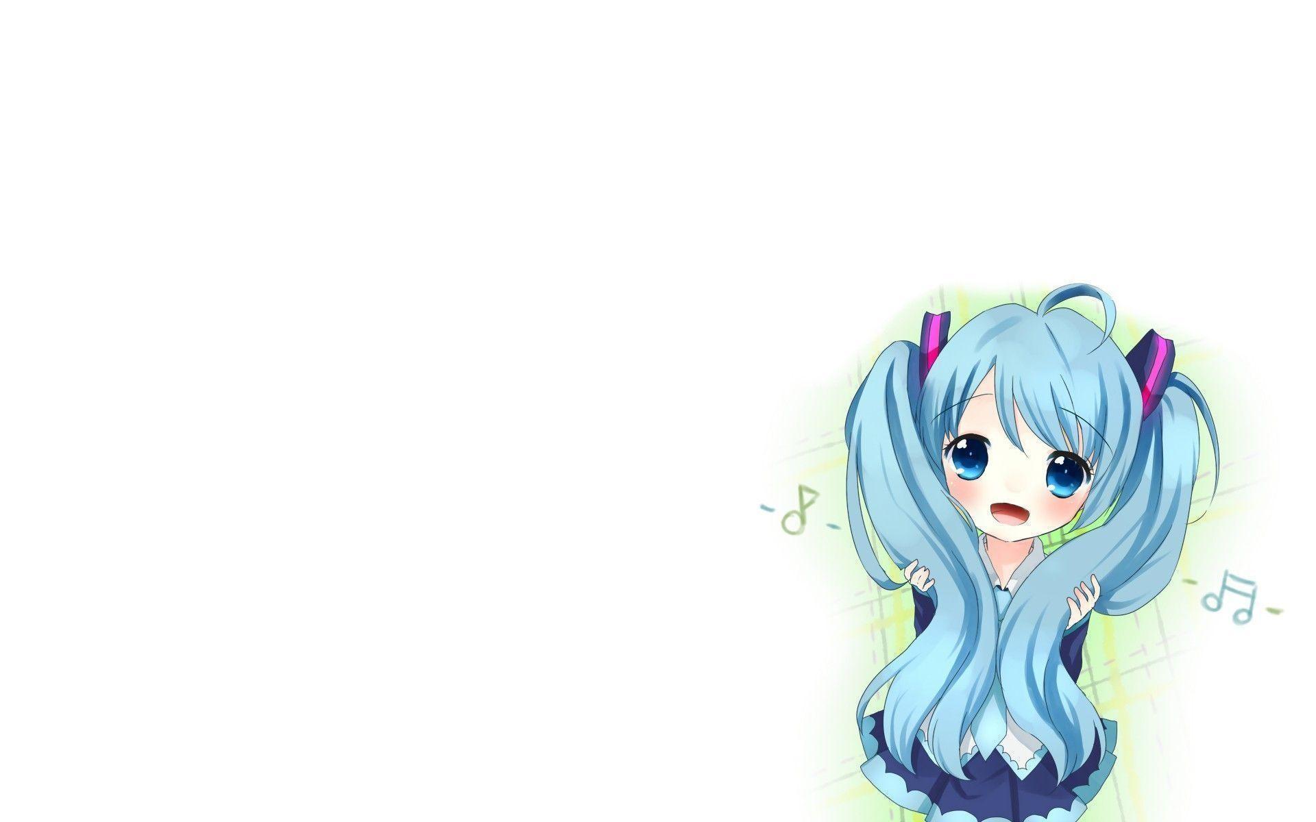Vocaloid chibi wallpaper wallpapertag - Chibi background ...