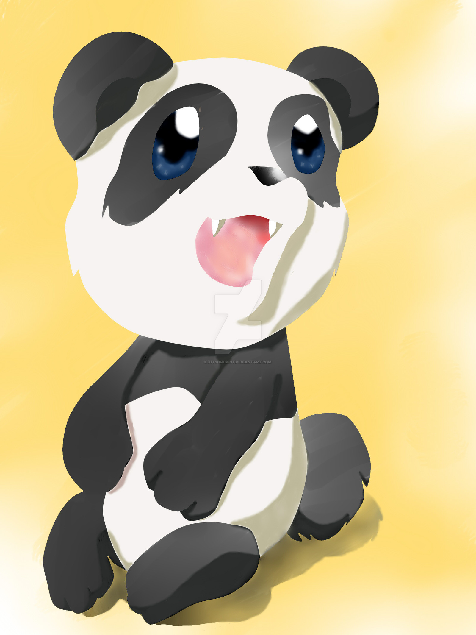 Kawaii Tare Panda Wallpaper ·① WallpaperTag