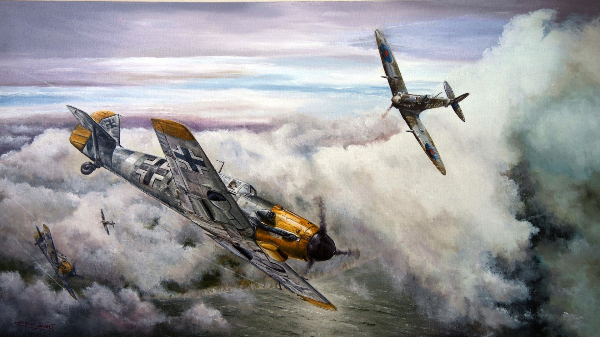 Luftwaffe wallpaper wallpapertag - World war 2 desktop wallpaper ...