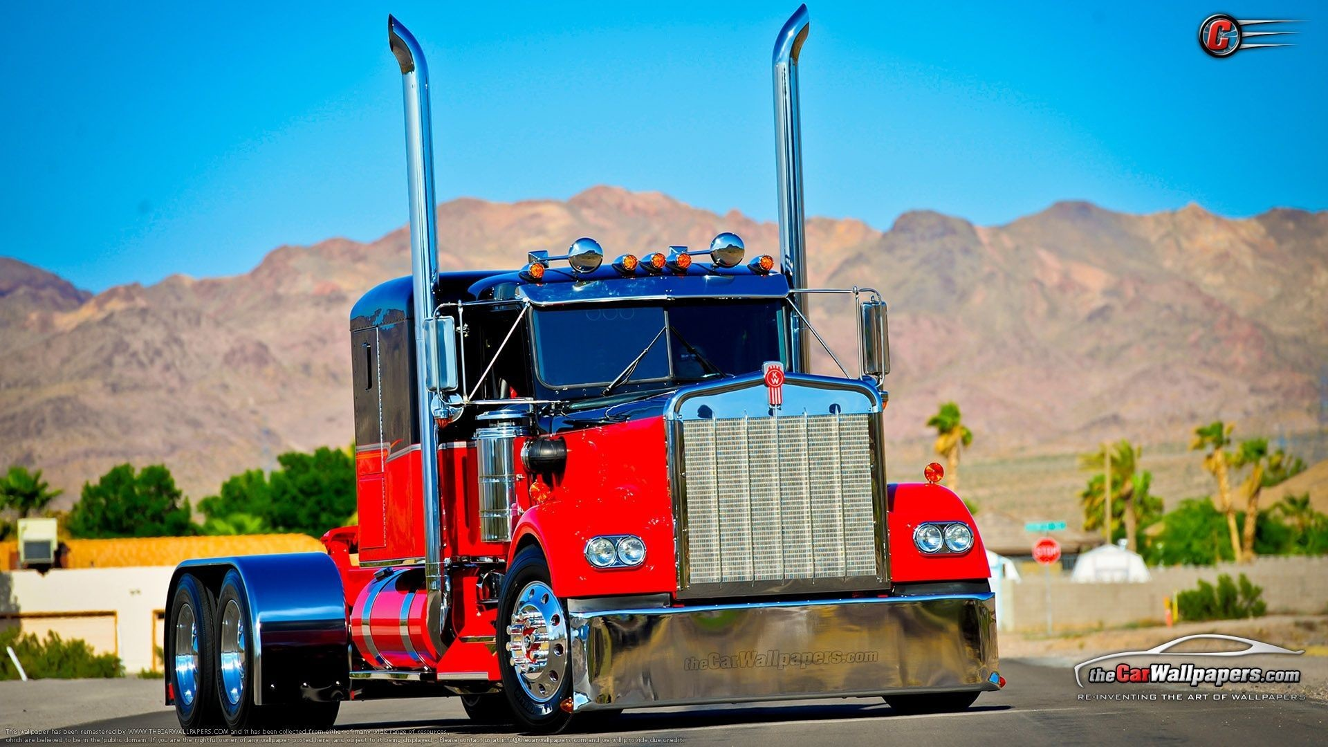 Optimus Prime Truck Wallpaper ·① WallpaperTag