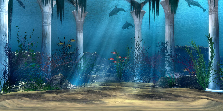 Underwater background ·① Download free amazing HD ...