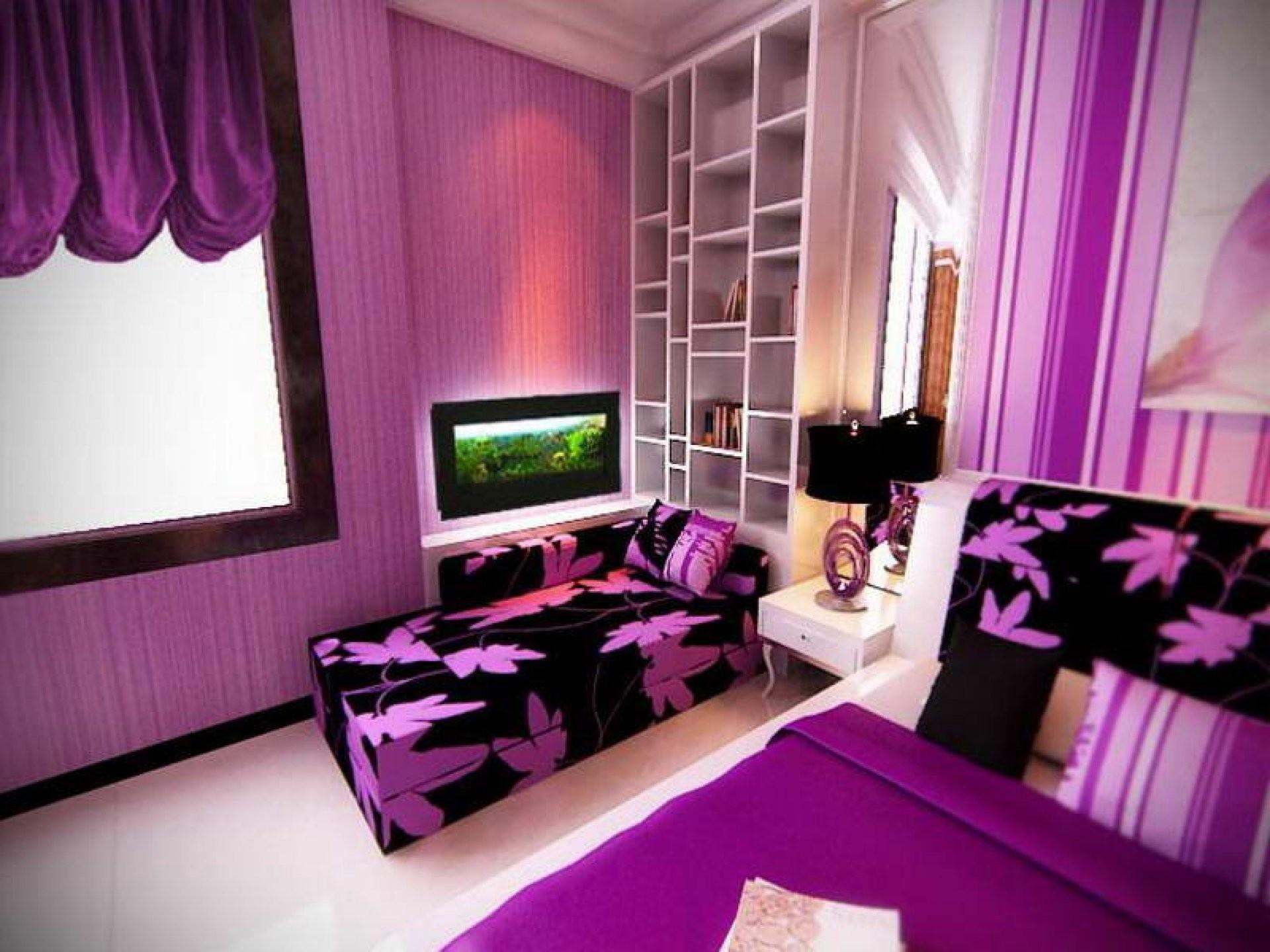 Pink Fur Wallpaper For Bedrooms Wallpapertag