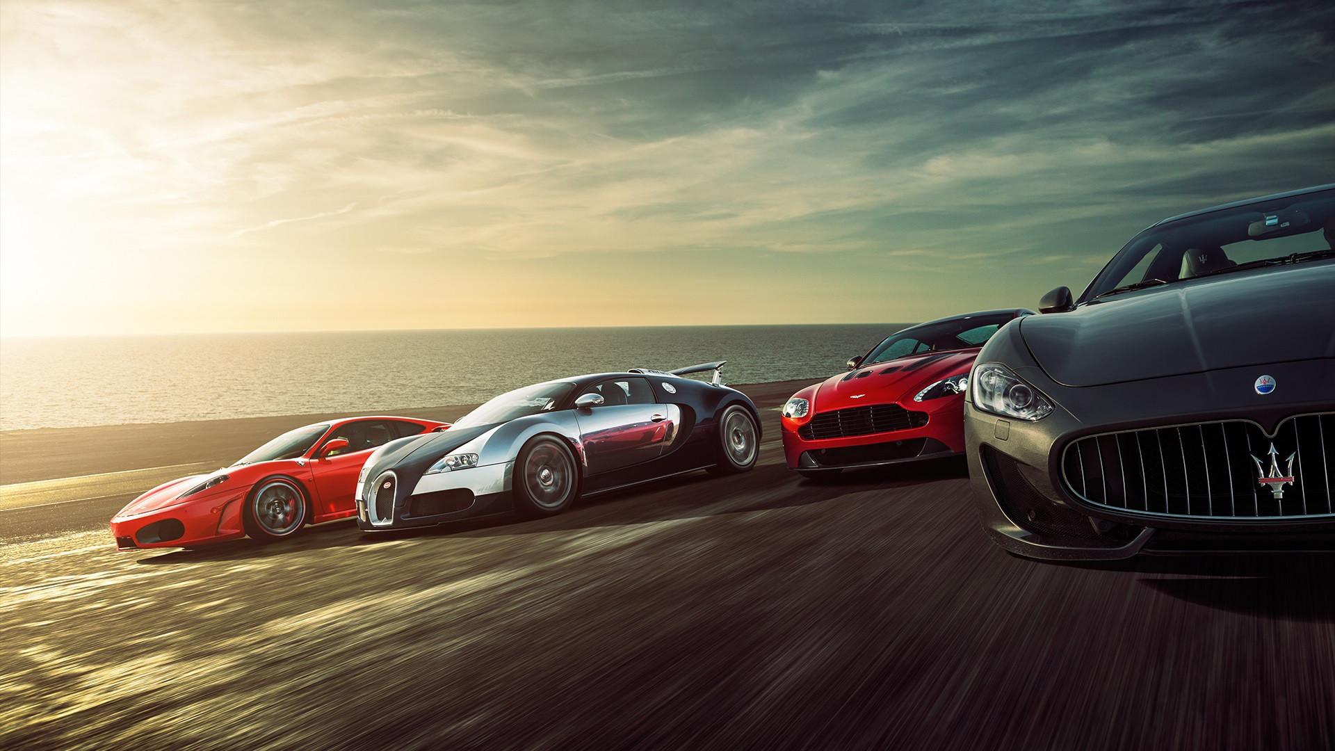 Lamborghini Veneno Sports Car