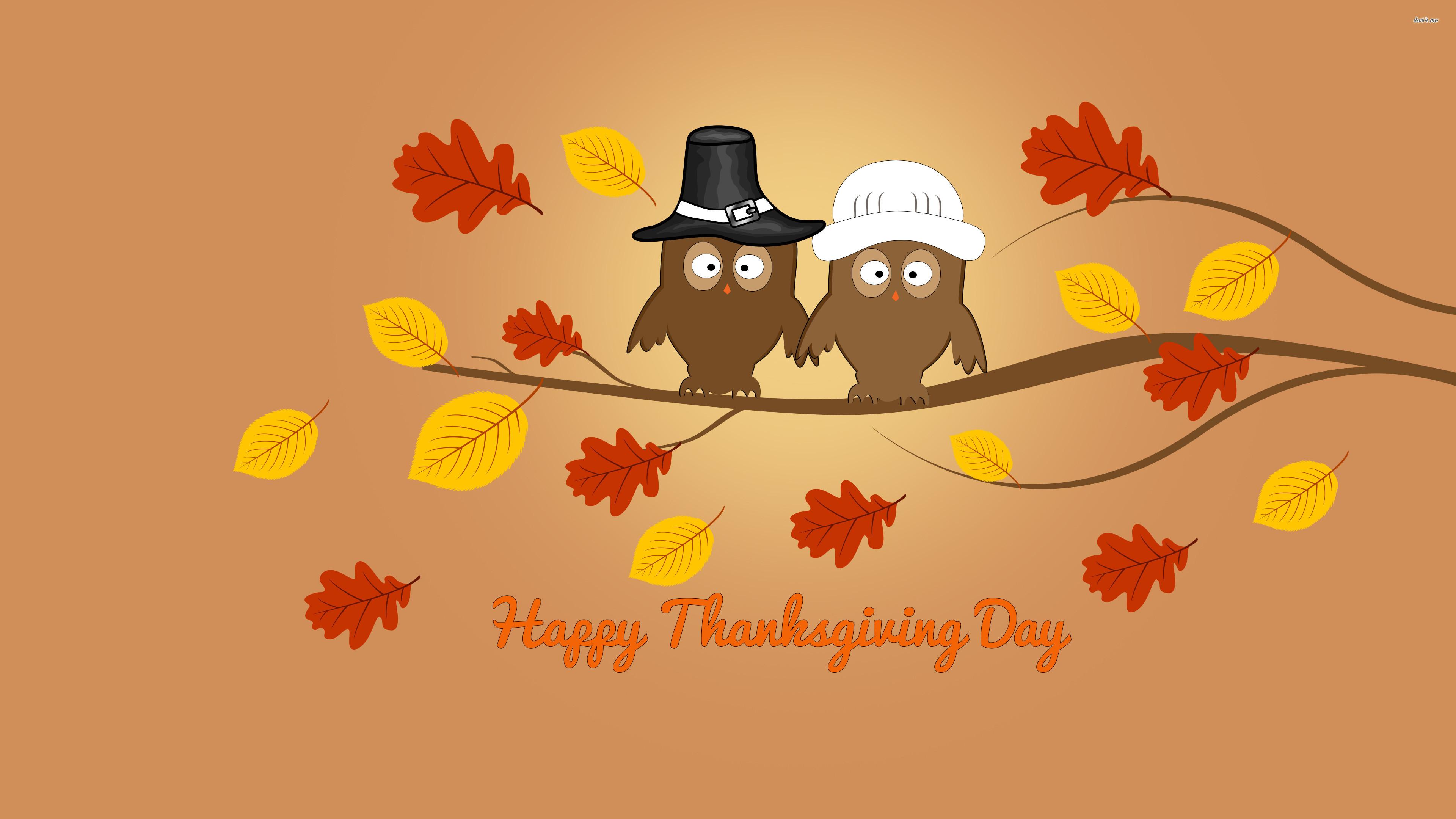 8th annual thanksgiving day - HD3840×2160
