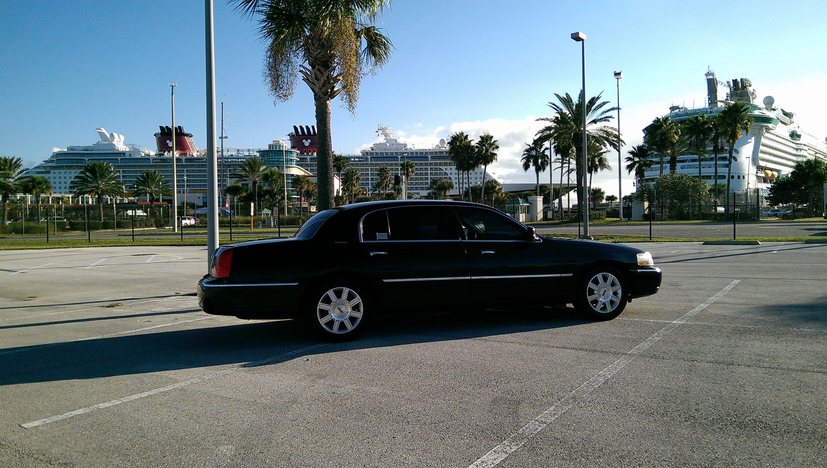 Town Car Service From Orlando Airport To Port Canaveral