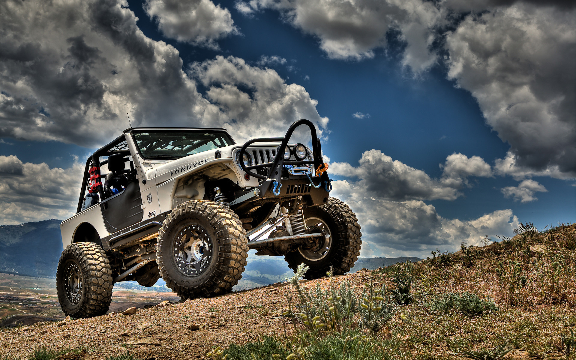 Off Road Wallpapers