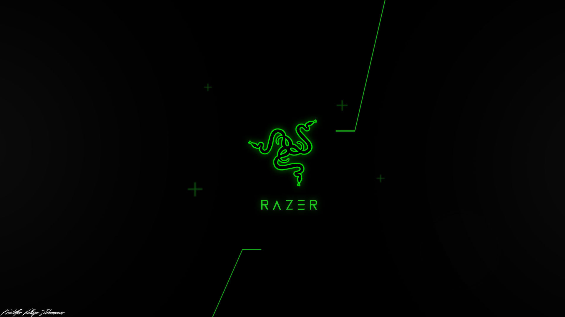 Обои На Рабочий Стол Razer