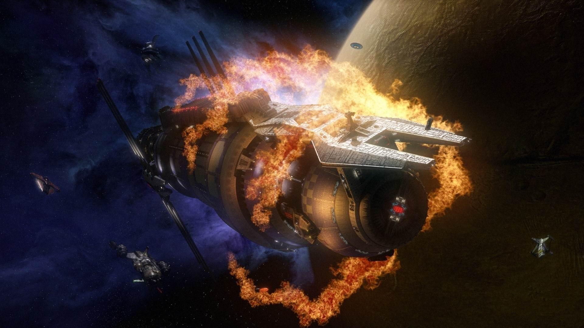 spacecraft found over pentagon - HD1920×1080