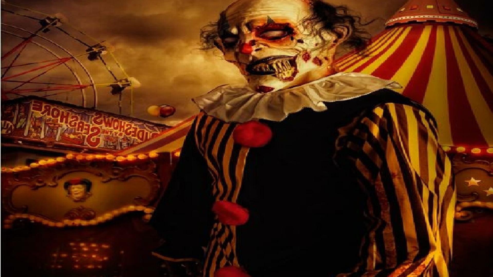 Creepy Clown Wallpaper ·① WallpaperTag