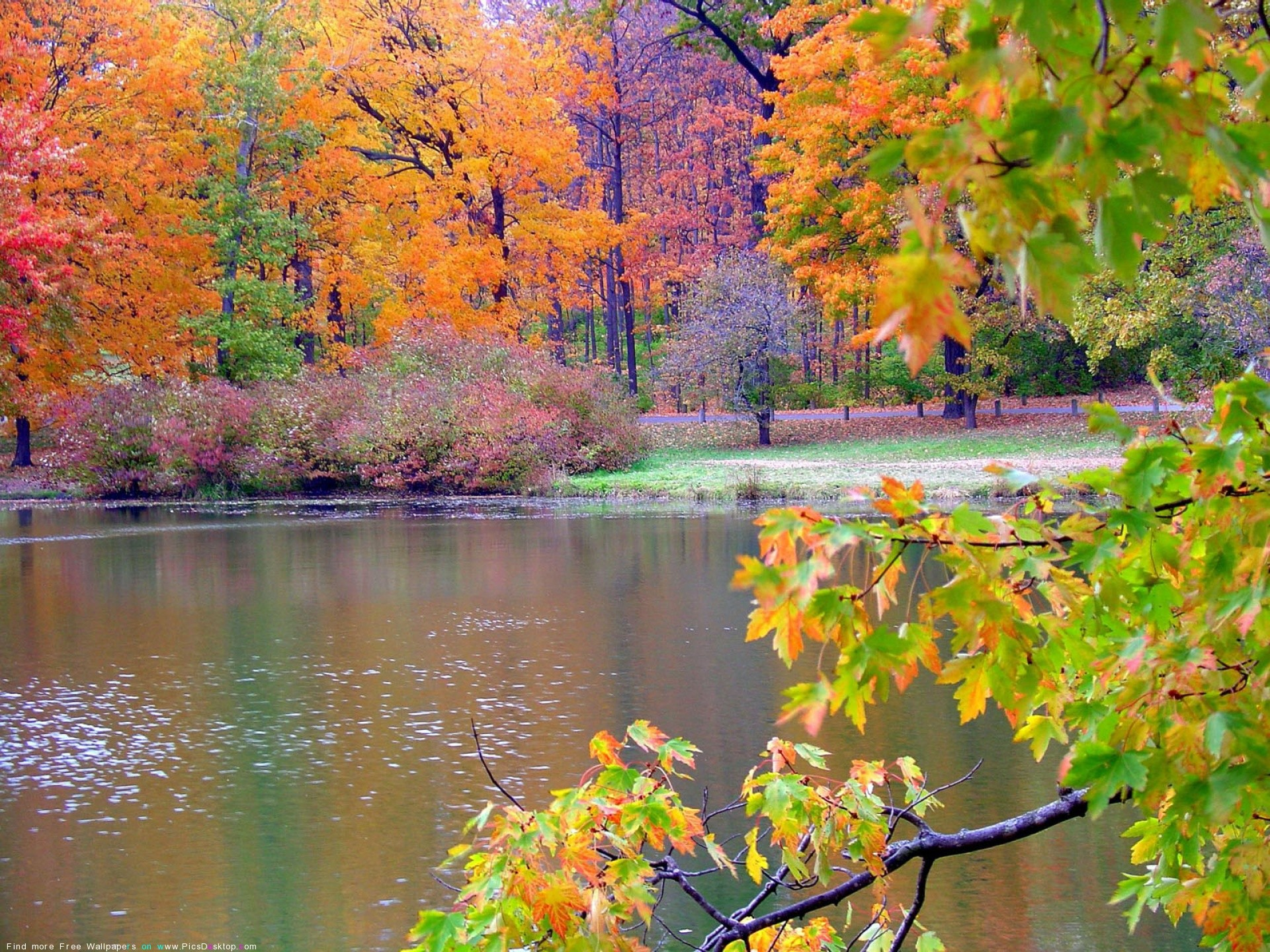 Free Desktop Wallpapers: Autumn Desktop Wallpaper ·① Download Free Stunning Full HD