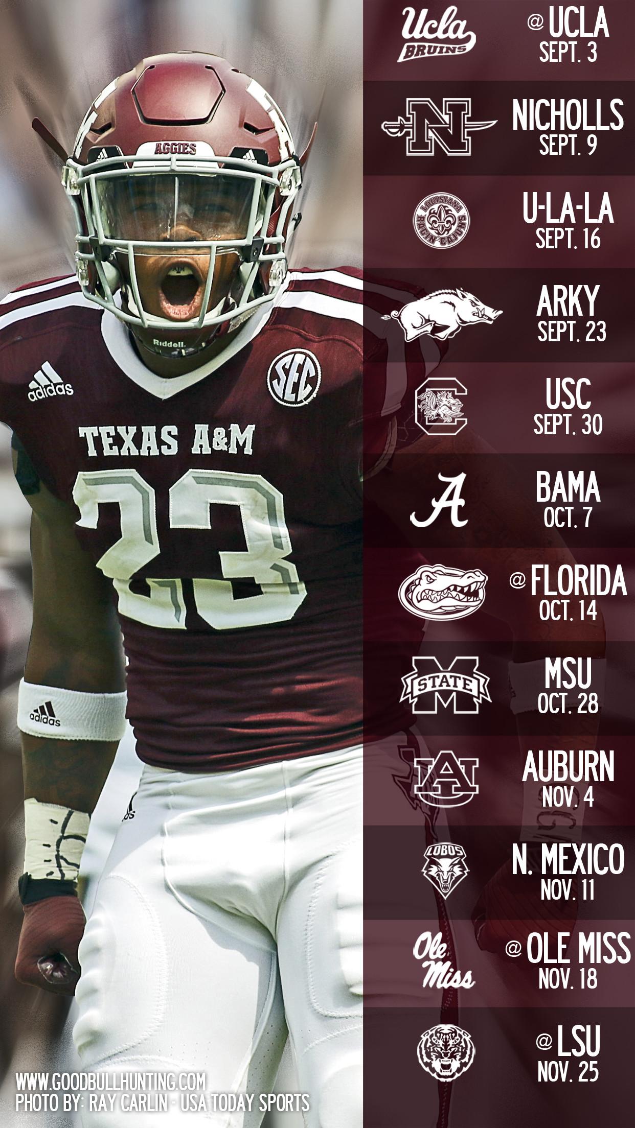 Auburn Football 2018 Schedule Wallpaper Profil Pemain Sepak Bola