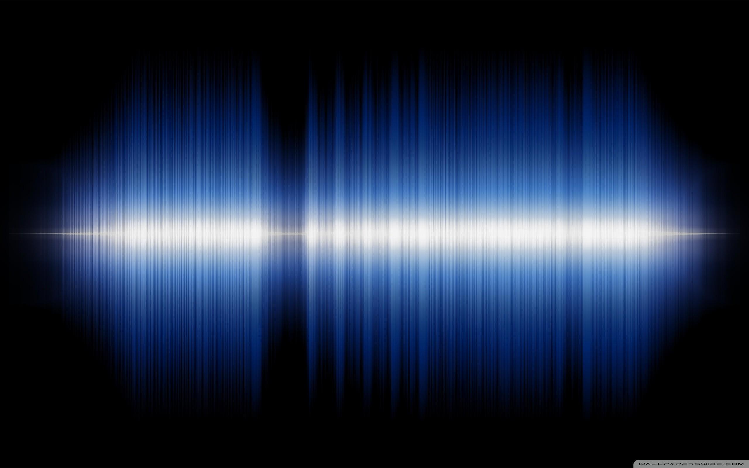 Sound Wave Wallpaper ·① WallpaperTag