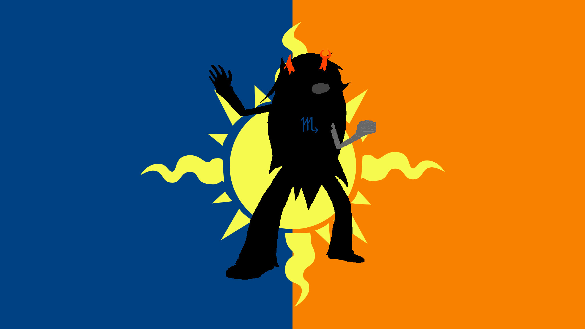Vriska Wallpaper 1366x768 Vriska Wallpaper 1366x...