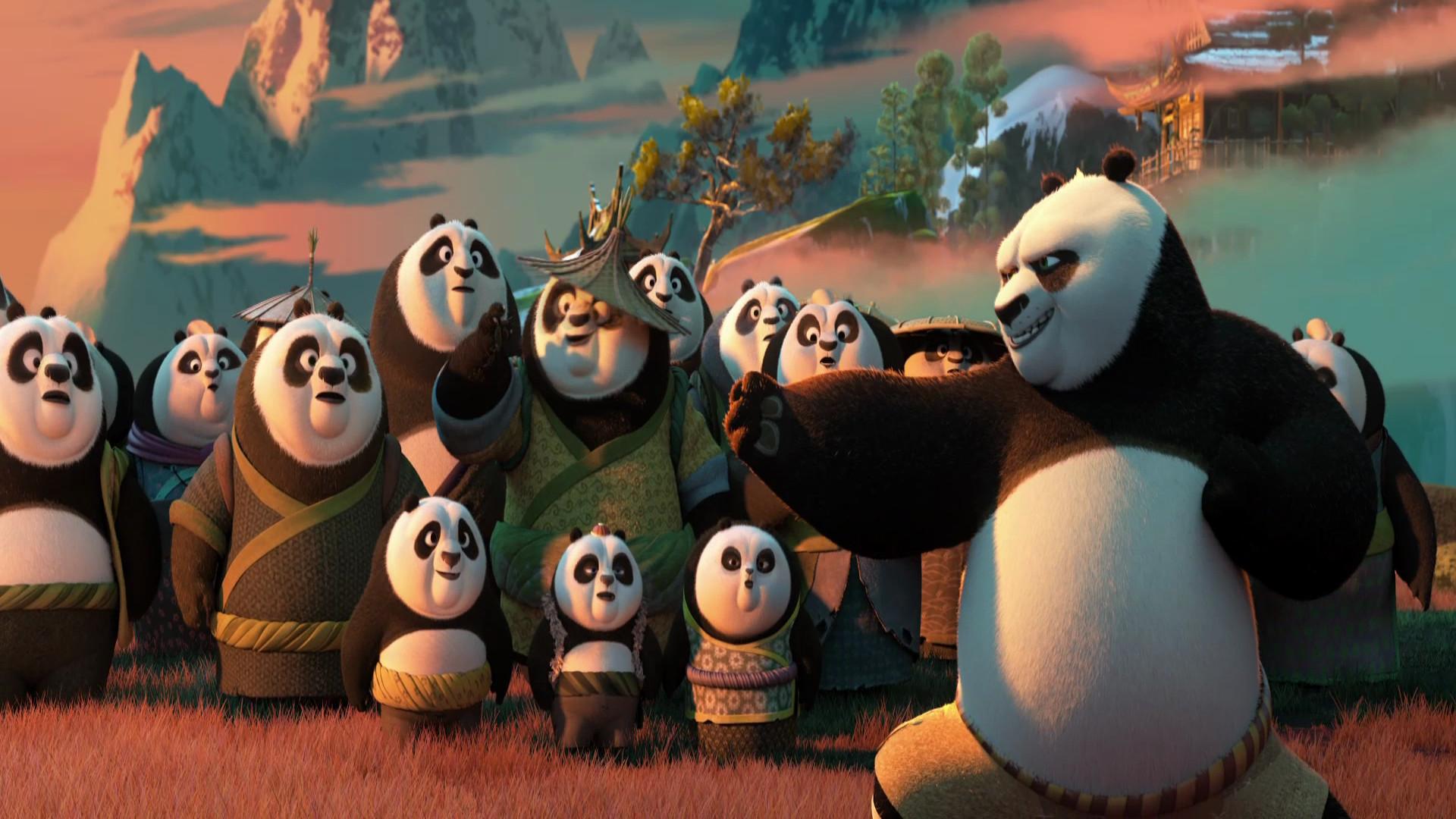 все картинки кунг-фу панда порталы даже