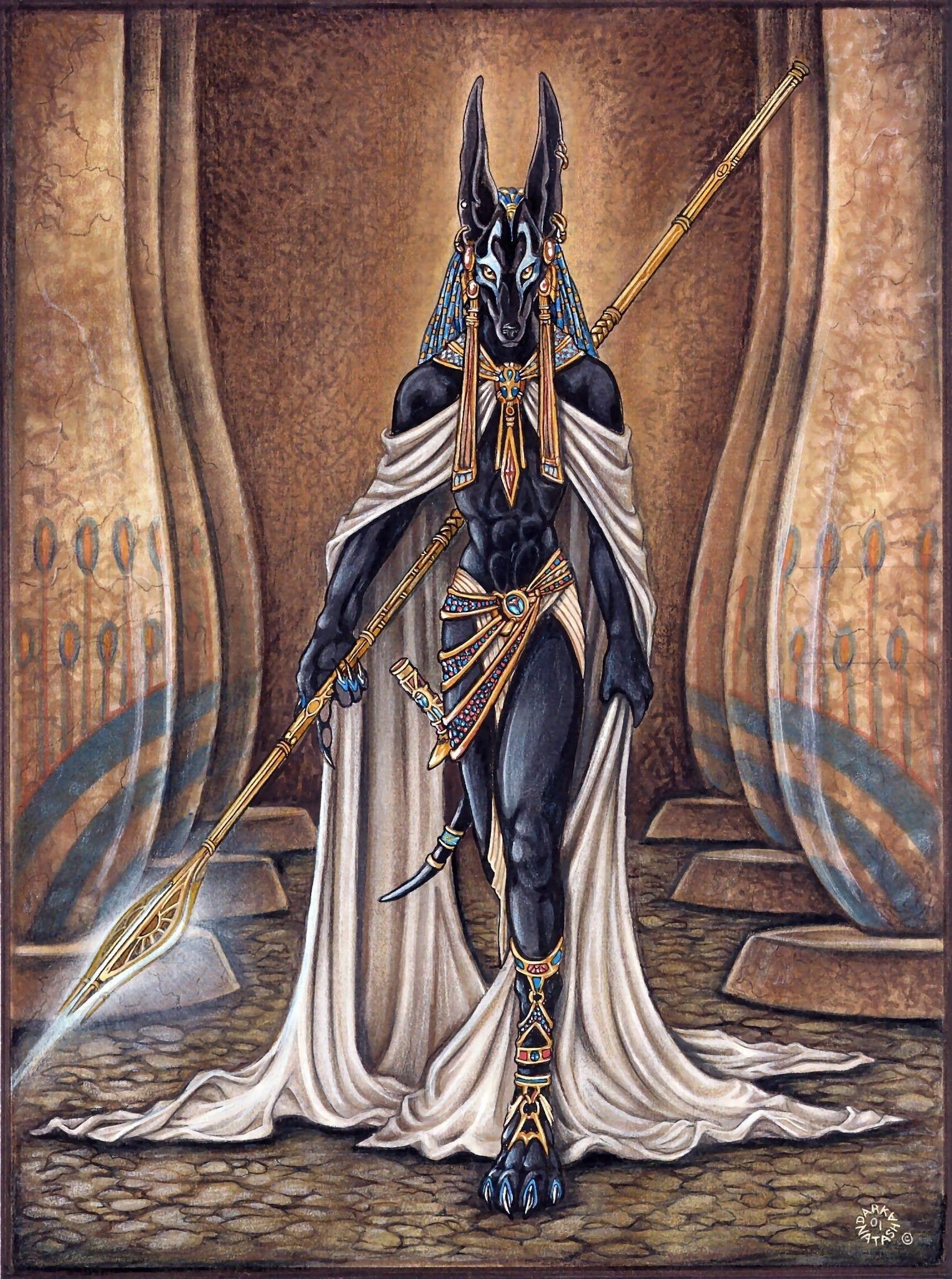 Egyptian Gods Wallpapers ·① WallpaperTag