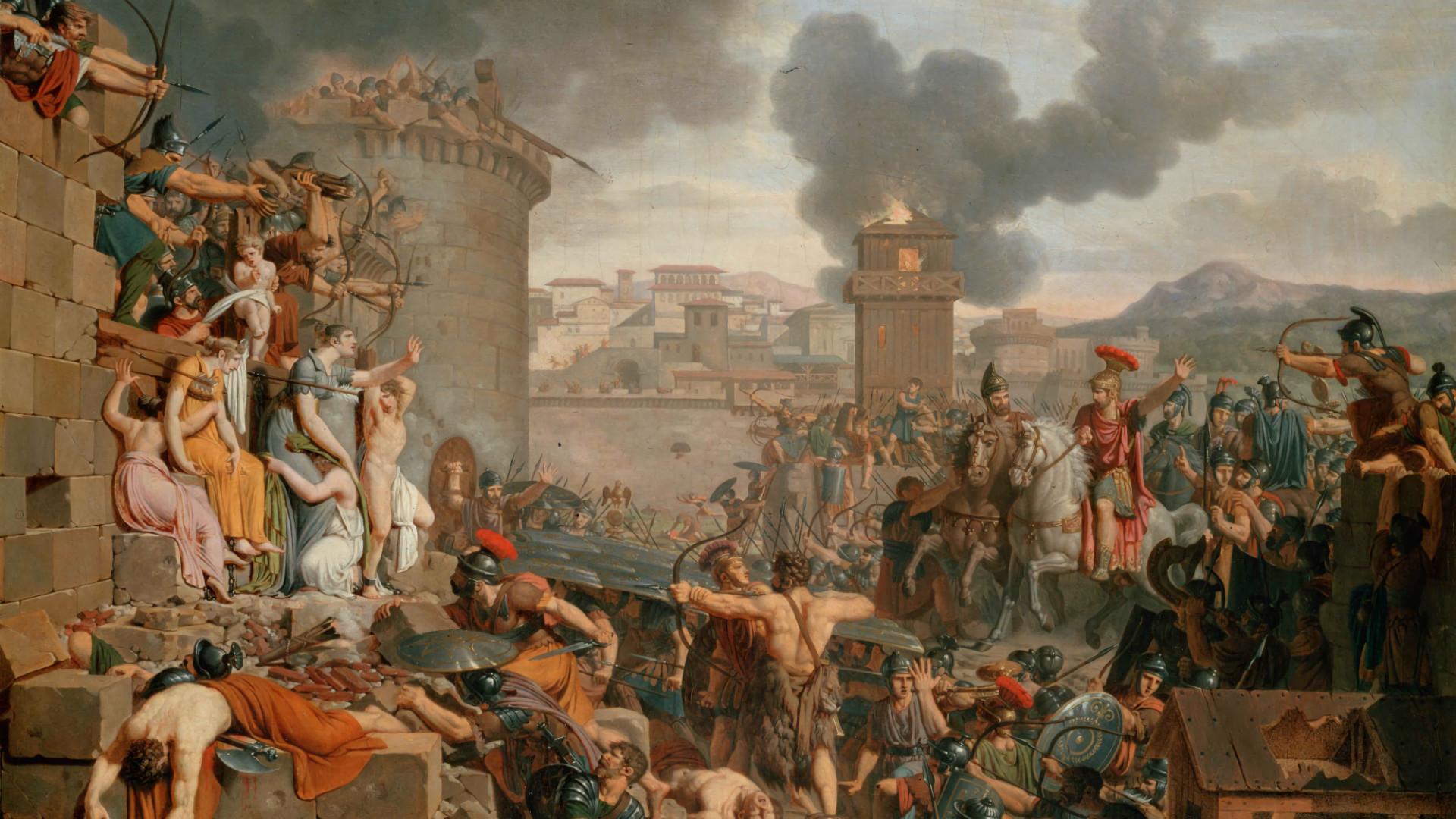 Ancient Greek Wallpaper ·① WallpaperTag
