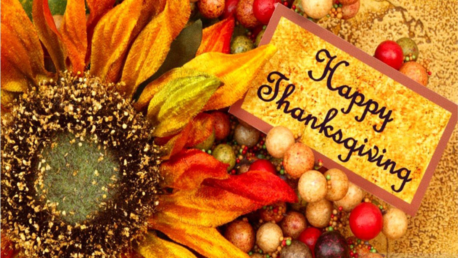 Thanksgiving Backgrounds Desktop ·① WallpaperTag