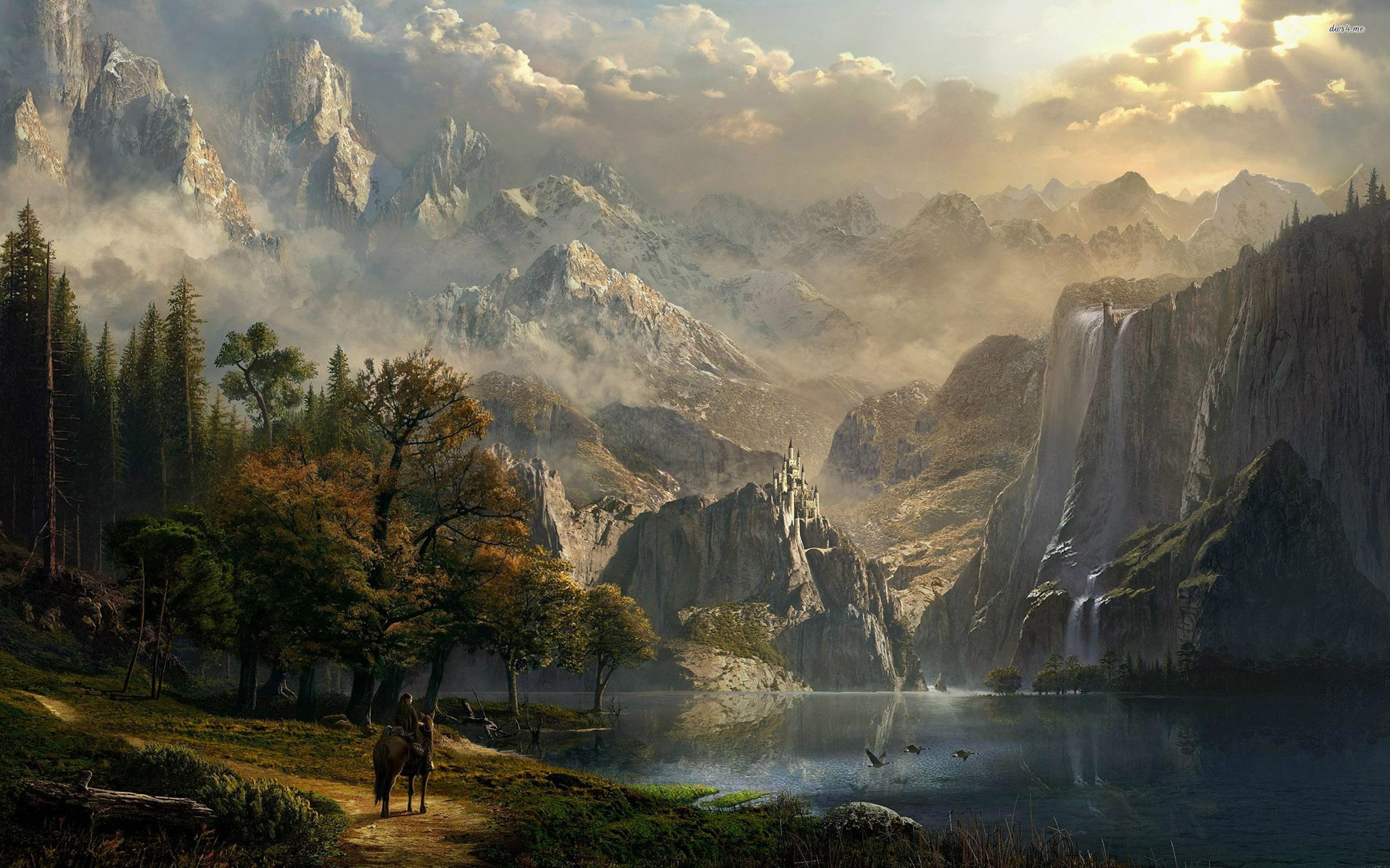 Stunning Hd Fantasy Gaming Desktop Wallpapers: Fantasy HD Wallpapers ·① WallpaperTag