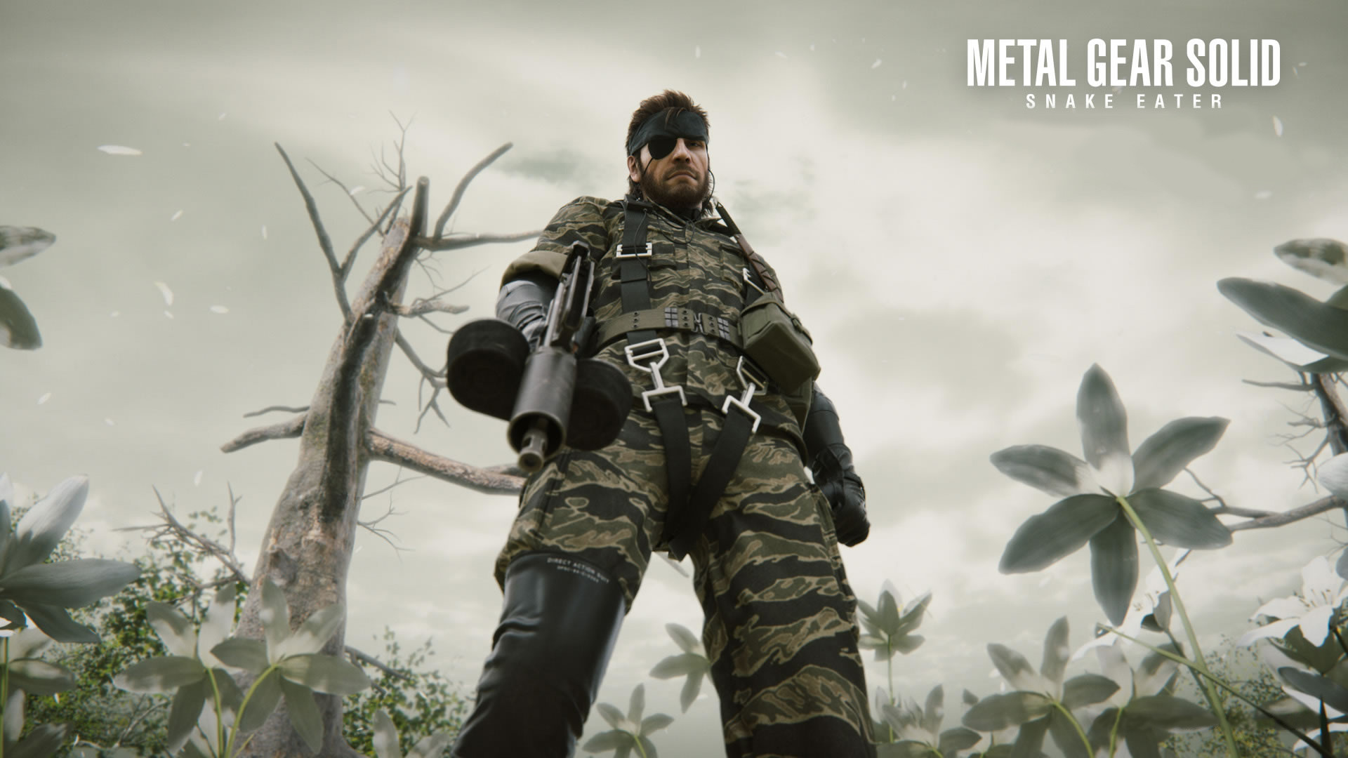 Metal Gear Solid 3 Wallpaper Wallpapertag
