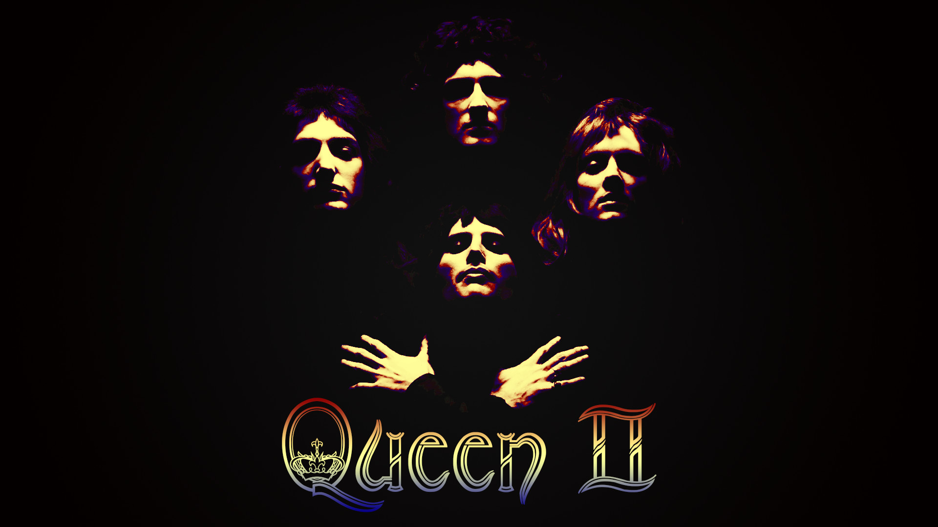 Queen Band Wallpaper Desktop ①