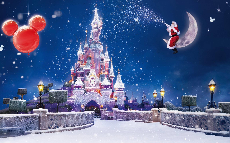 2880x1800 Disney Christmas Wallpapers