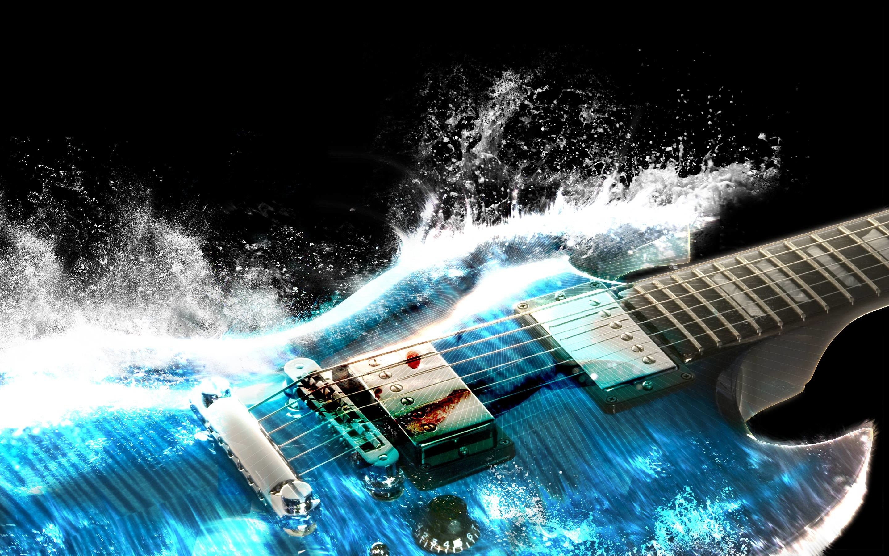 Hd Guitar Backgrounds Desktop Wallpapers Amazing Images Cool Background Photos 1080p Windows High Quality