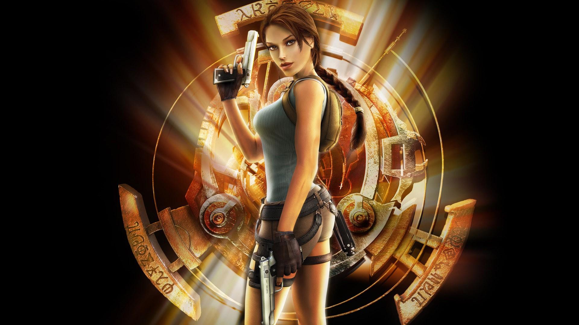 Lara Croft Wallpaper Download Free Beautiful Backgrounds For