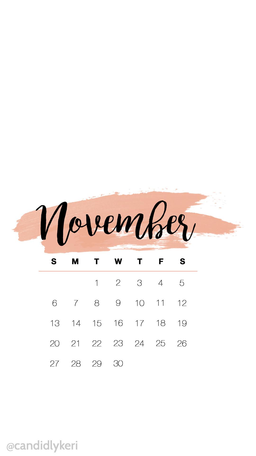 november february november calendar