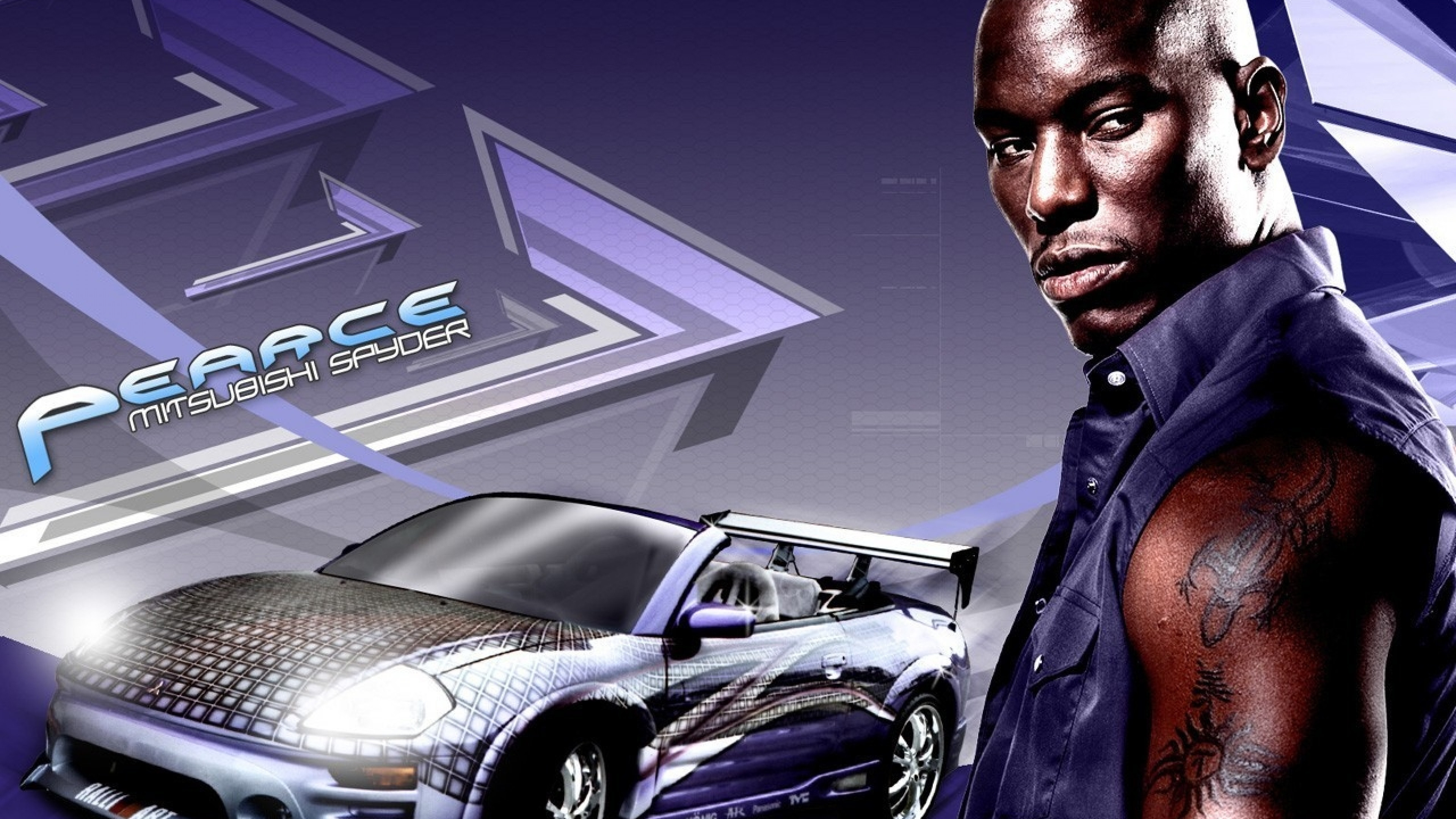 fast and furious 2 - HD 1366×768