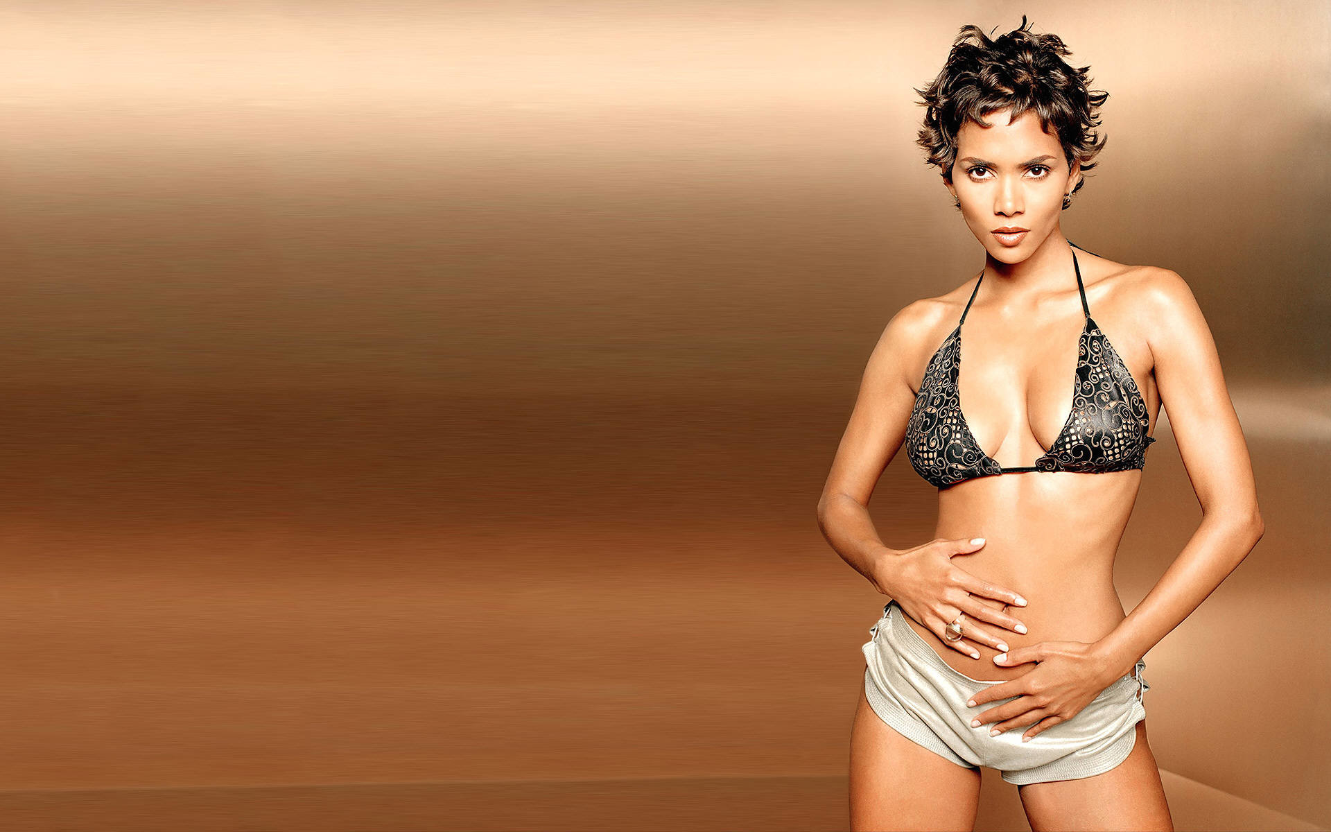 A very sexy halle berry