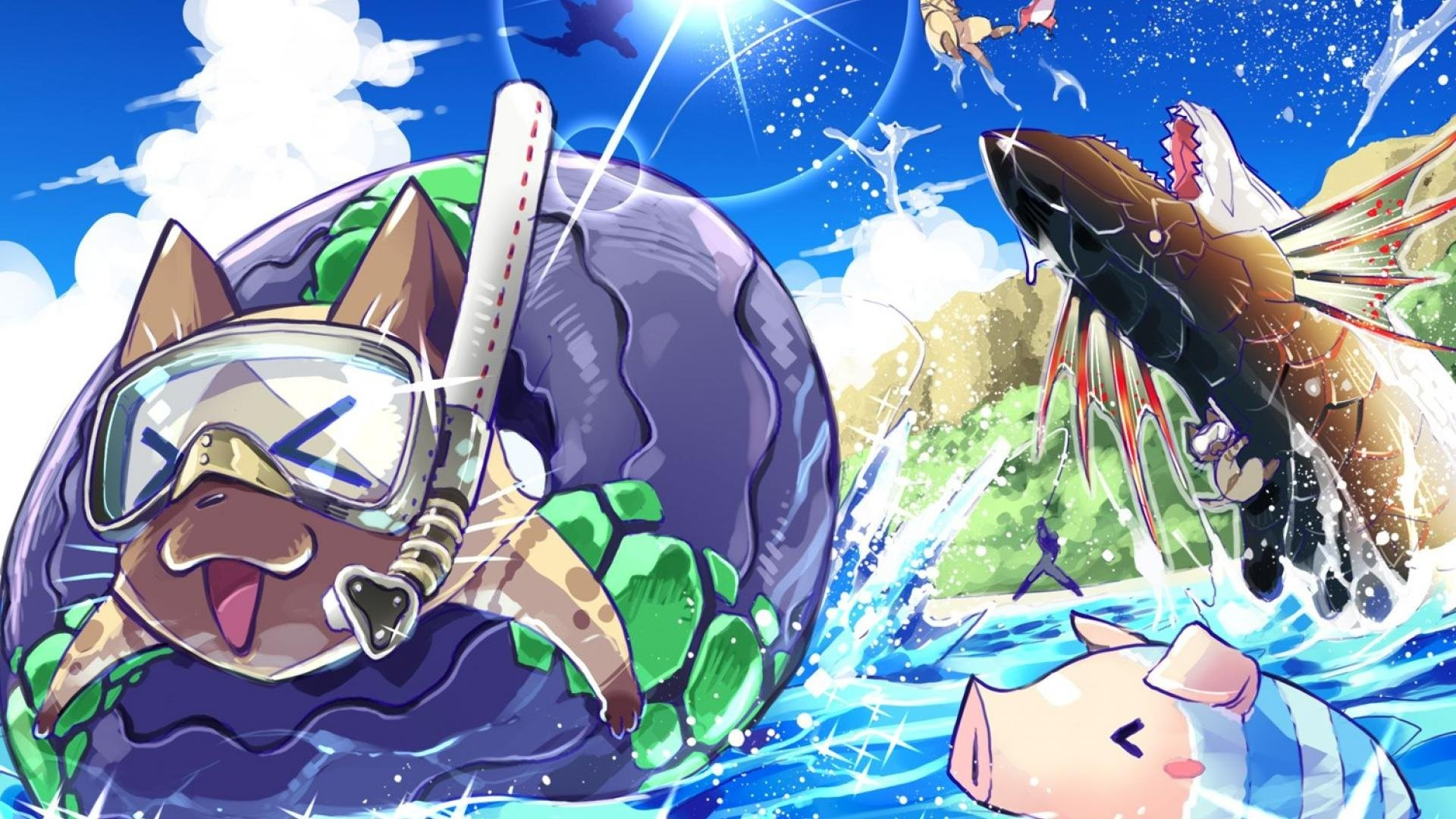 Monster Hunter Background ·① WallpaperTag