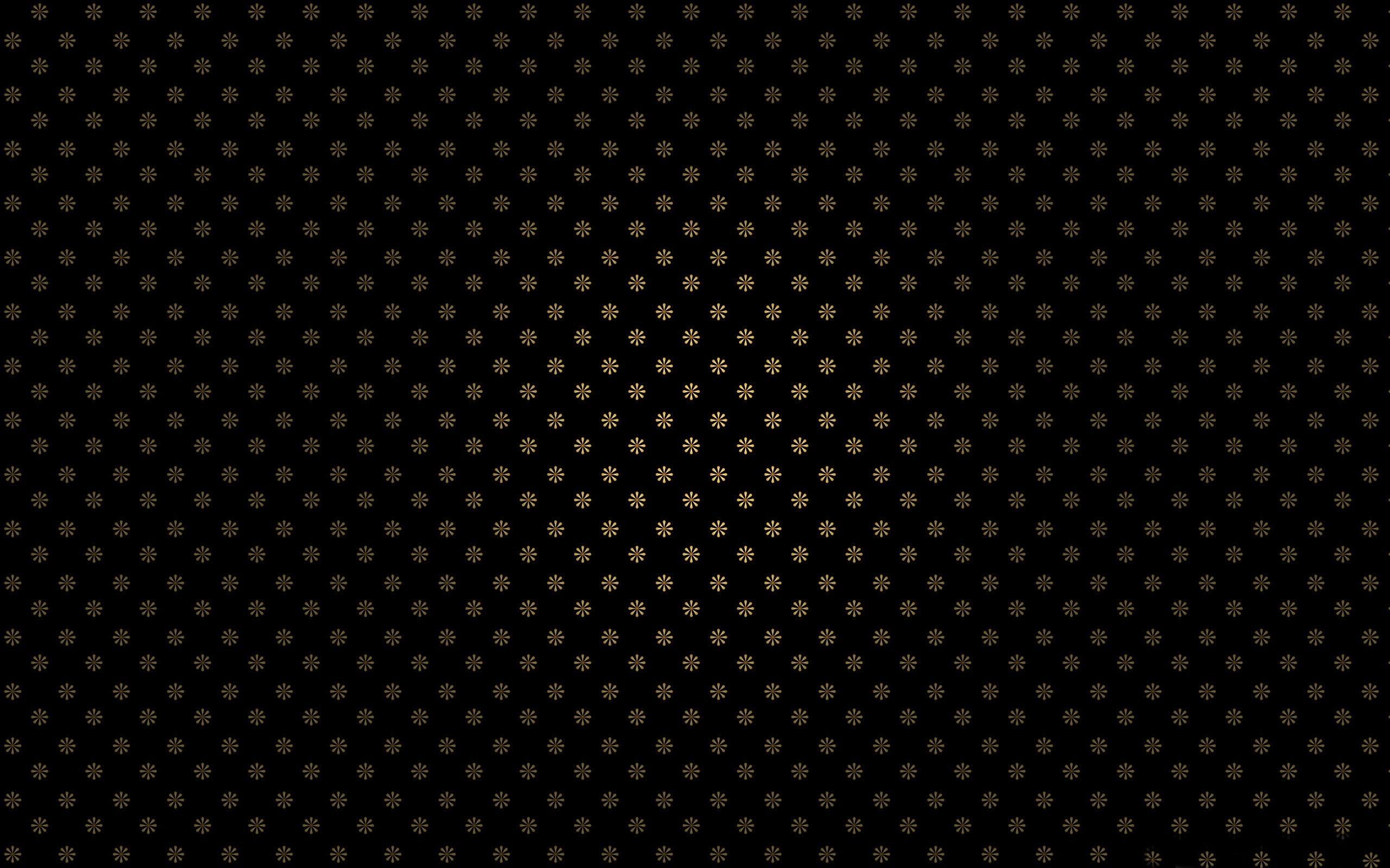 Elegant black and gold wallpaper