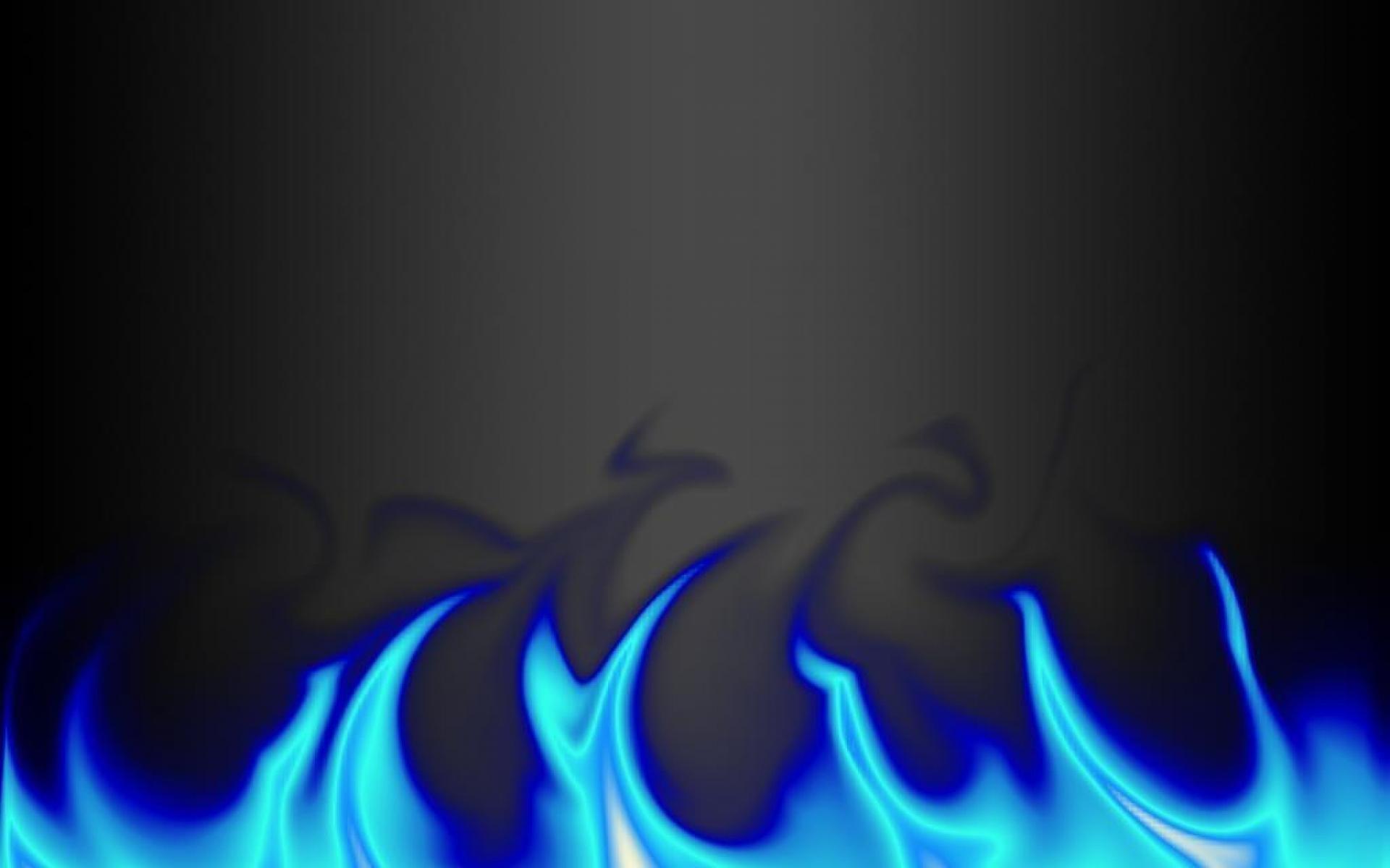 Blue Flame Wallpaper ·① WallpaperTag