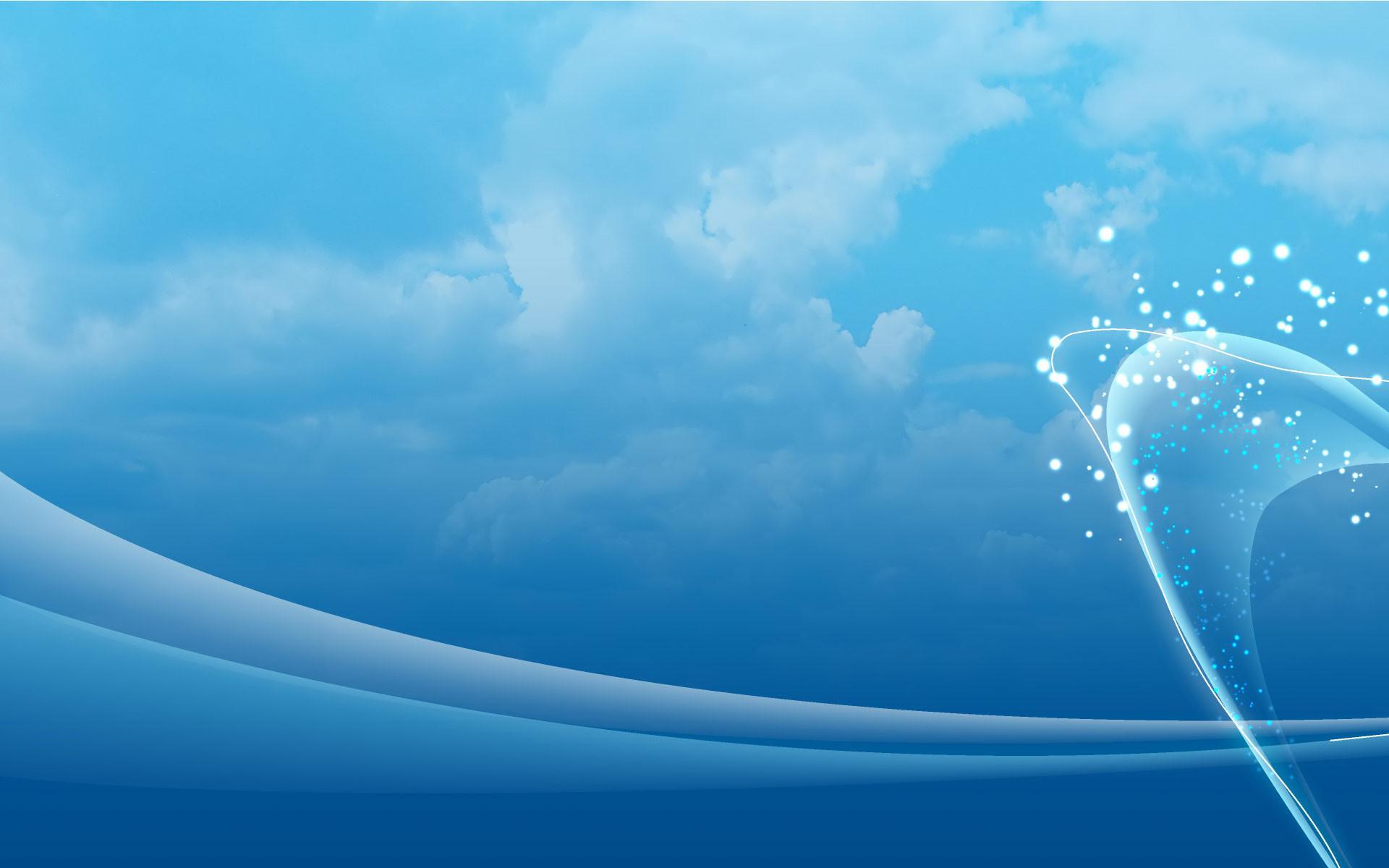 Light Blue Backgrounds 1