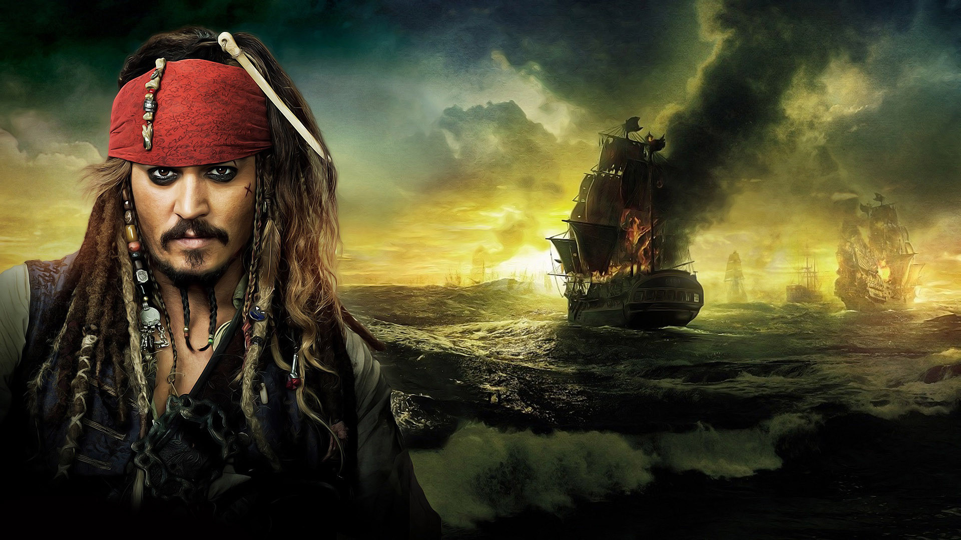 Pirates of the caribbean 4 wallpaper wallpapertag - Pirates of the caribbean images hd ...