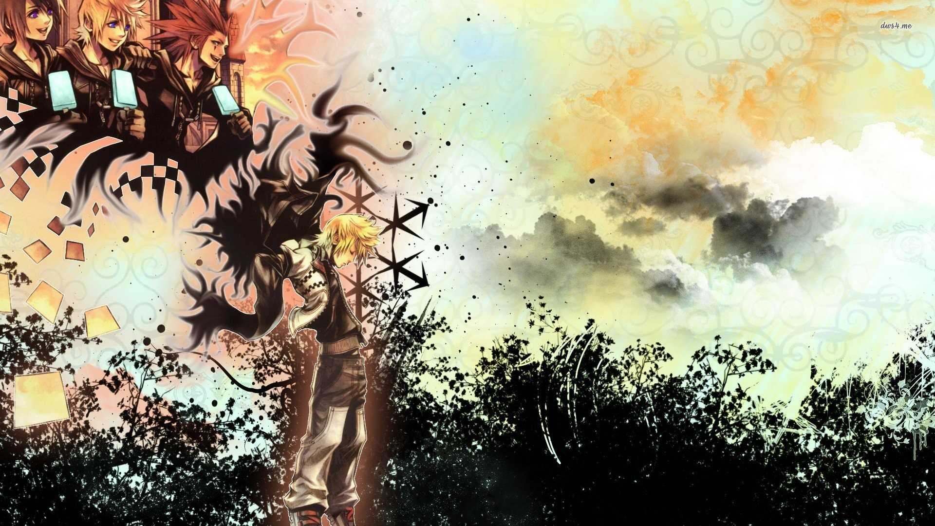 Kingdom Hearts 3582 Days Wallpaper ·① WallpaperTag