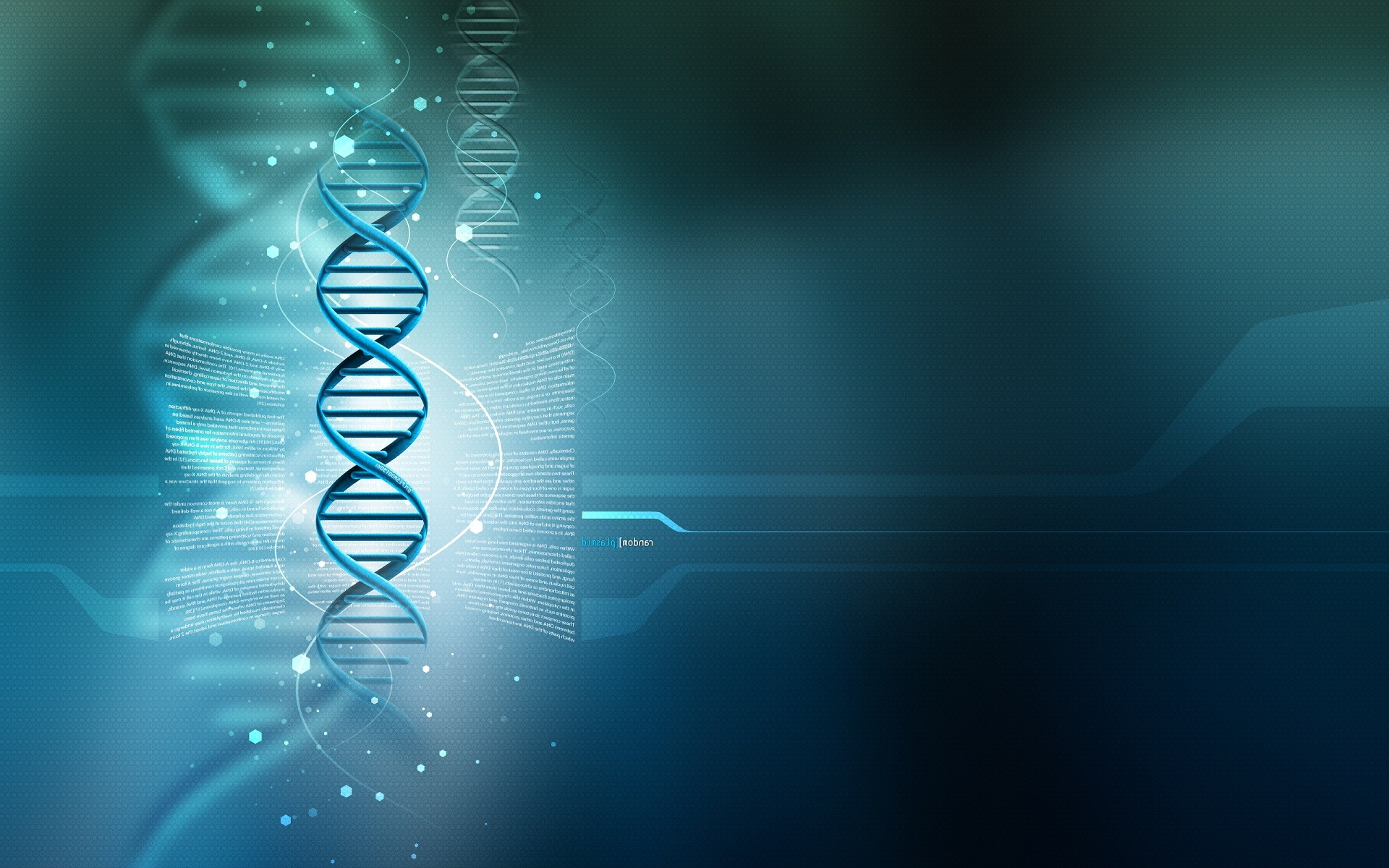 Biochemistry Wallpapers High Resolution: DNA Background ·① Download Free Amazing Wallpapers For